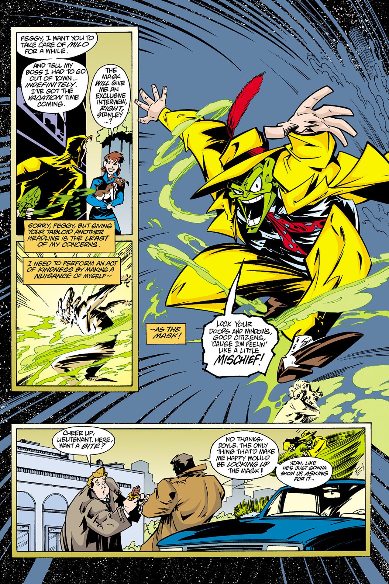 Read online Adventures Of The Mask Omnibus comic -  Issue #Adventures Of The Mask Omnibus Full - 333