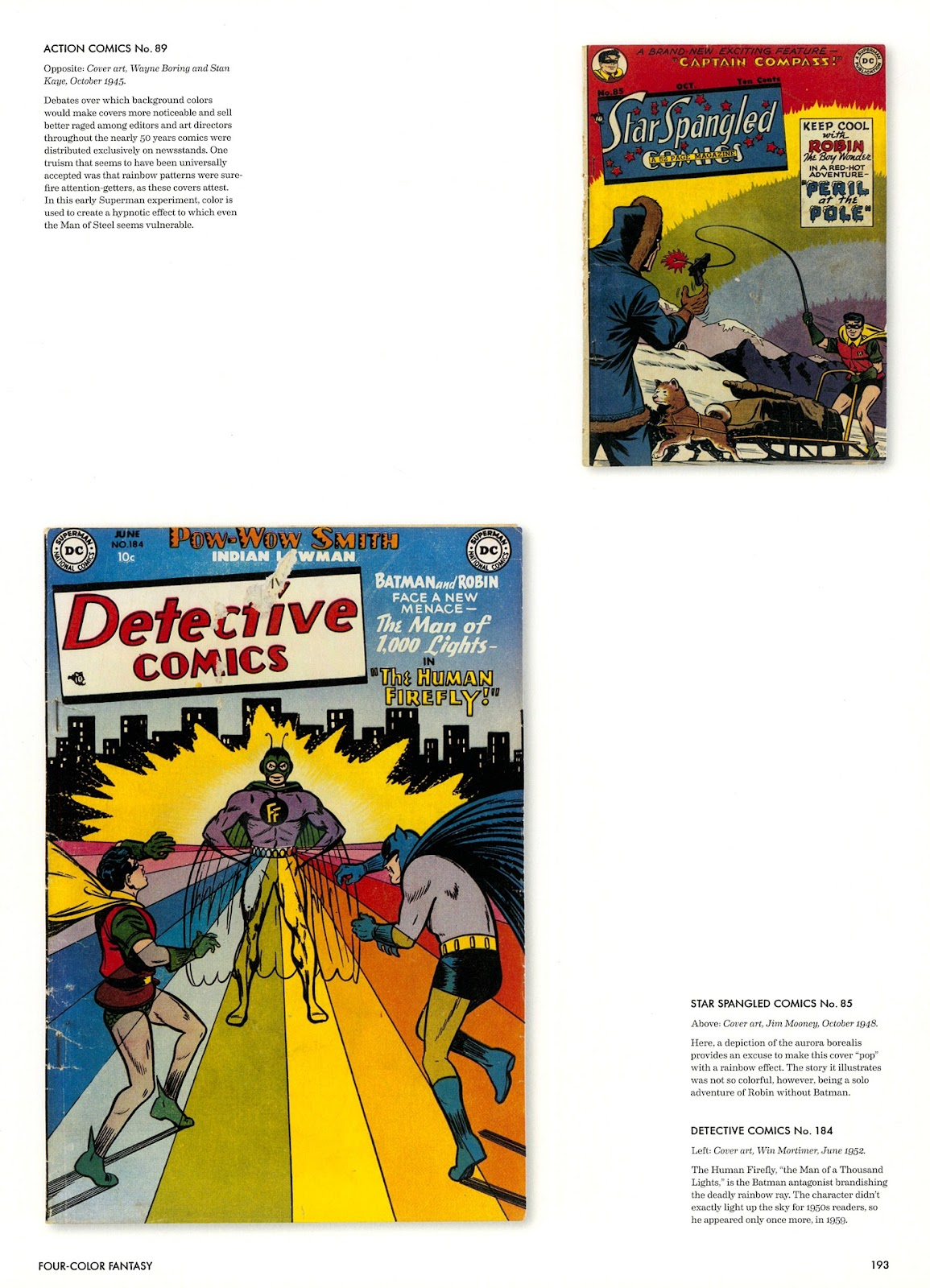 Read online 75 Years Of DC Comics comic -  Issue # TPB (Part 3) - 5