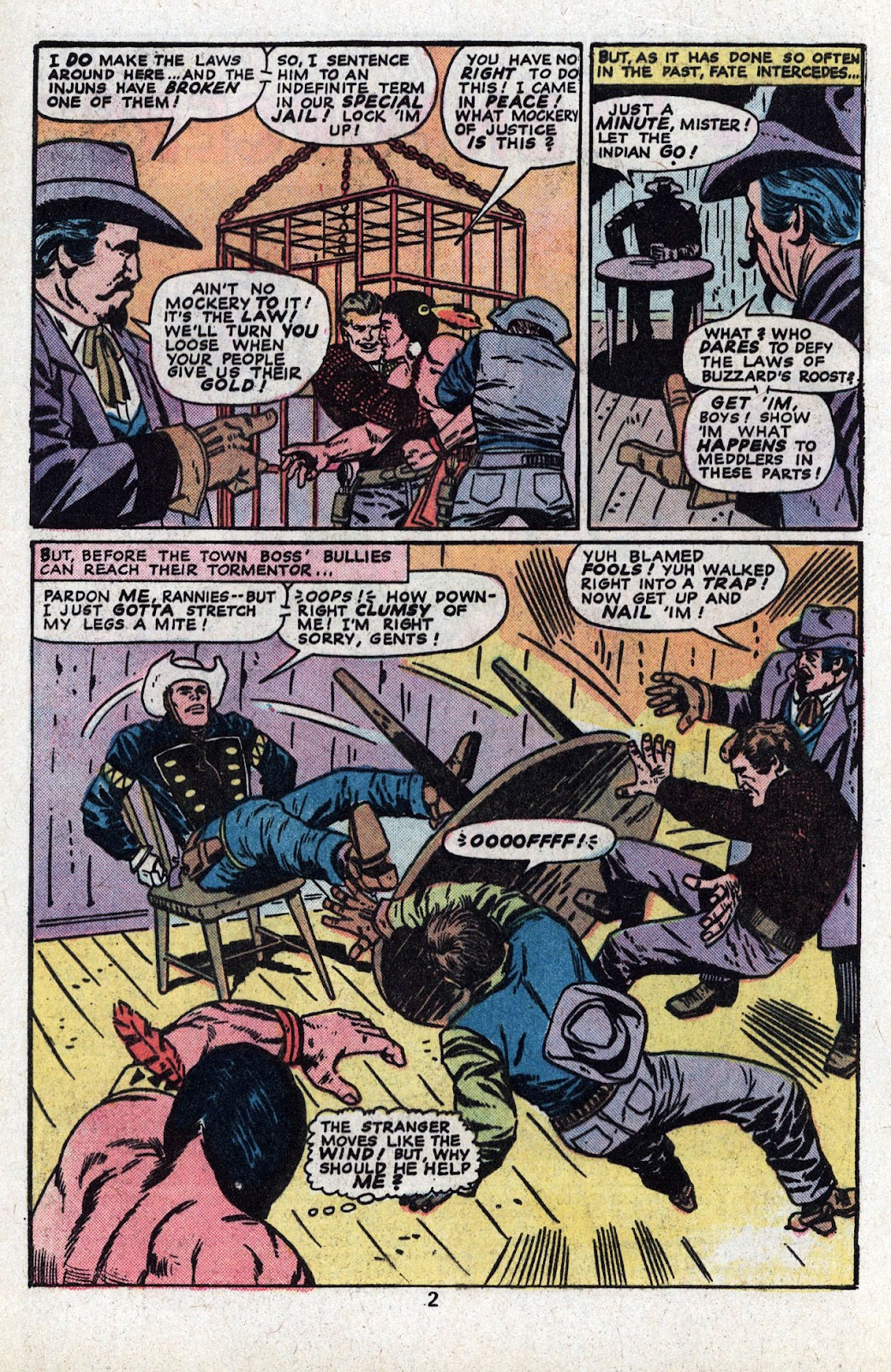 The Rawhide Kid (1955) issue 130 - Page 4