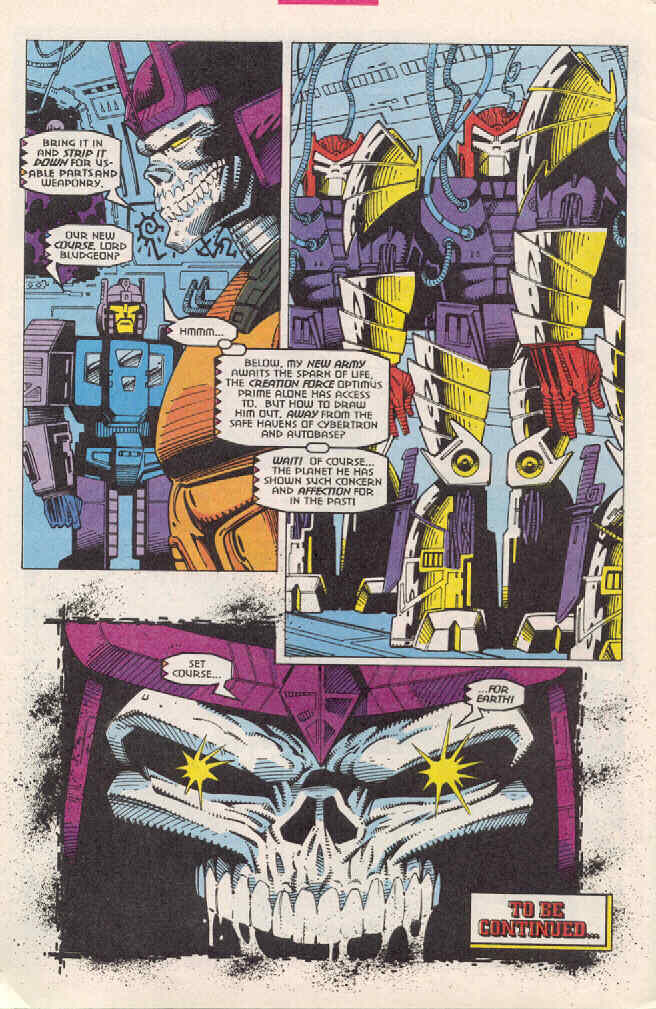 Read online Transformers: Generation 2 comic -  Issue #3 - 24