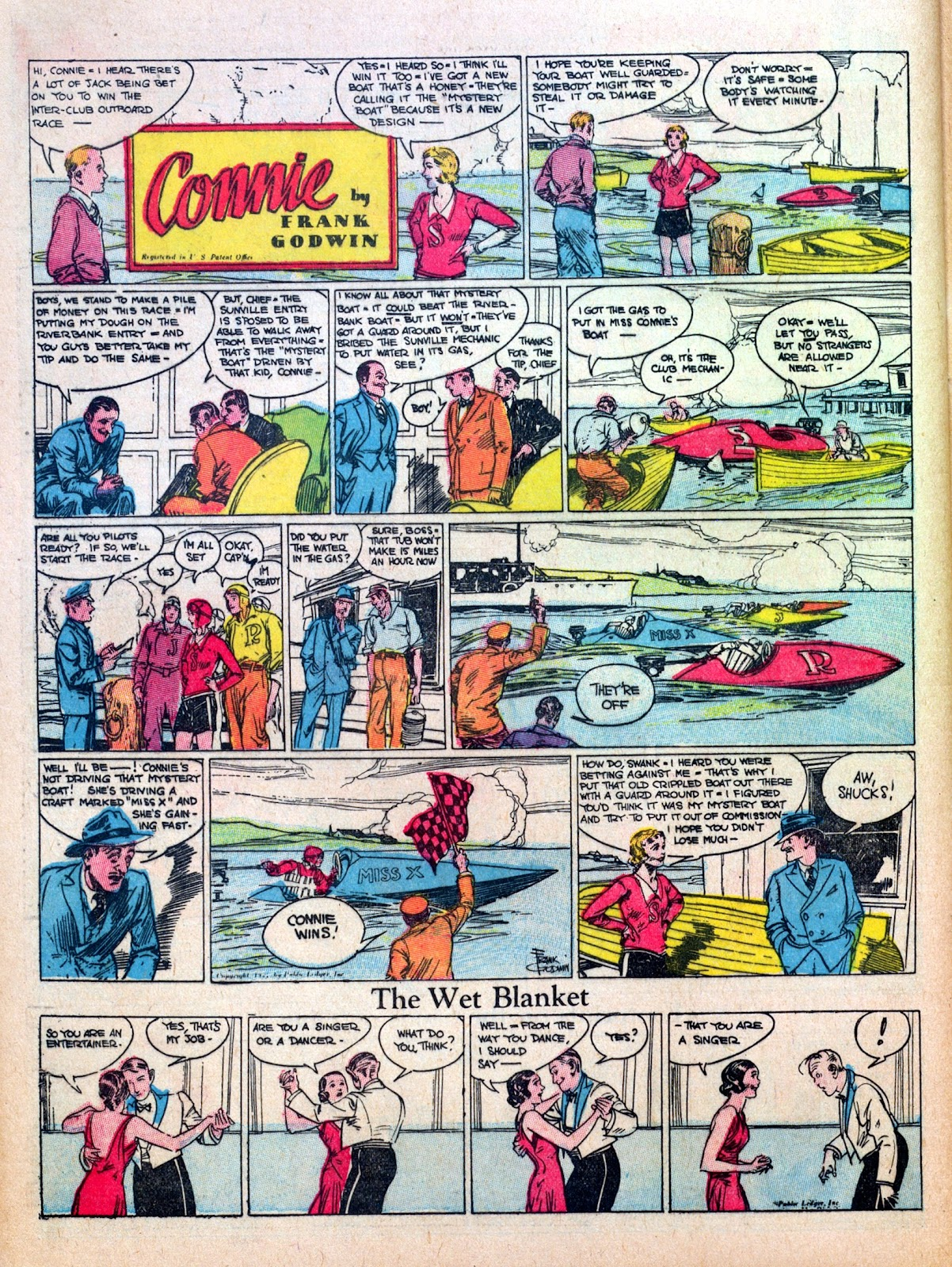 Read online Famous Funnies comic -  Issue #5 - 62