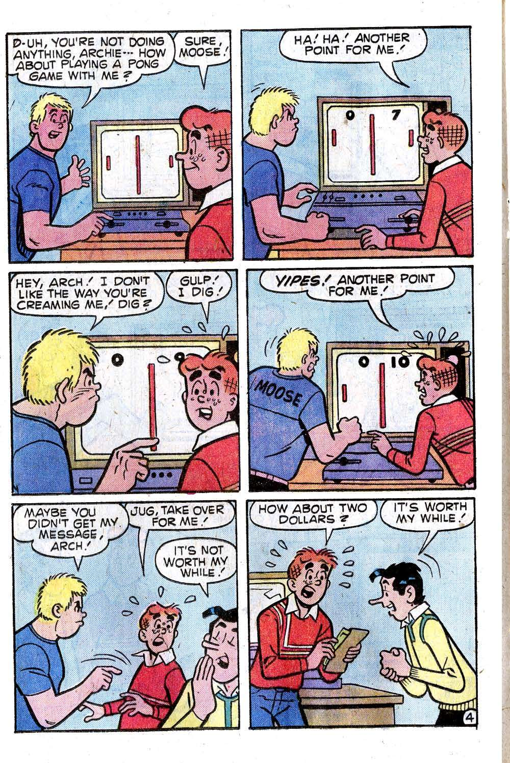 Read online Archie (1960) comic -  Issue #278 - 16