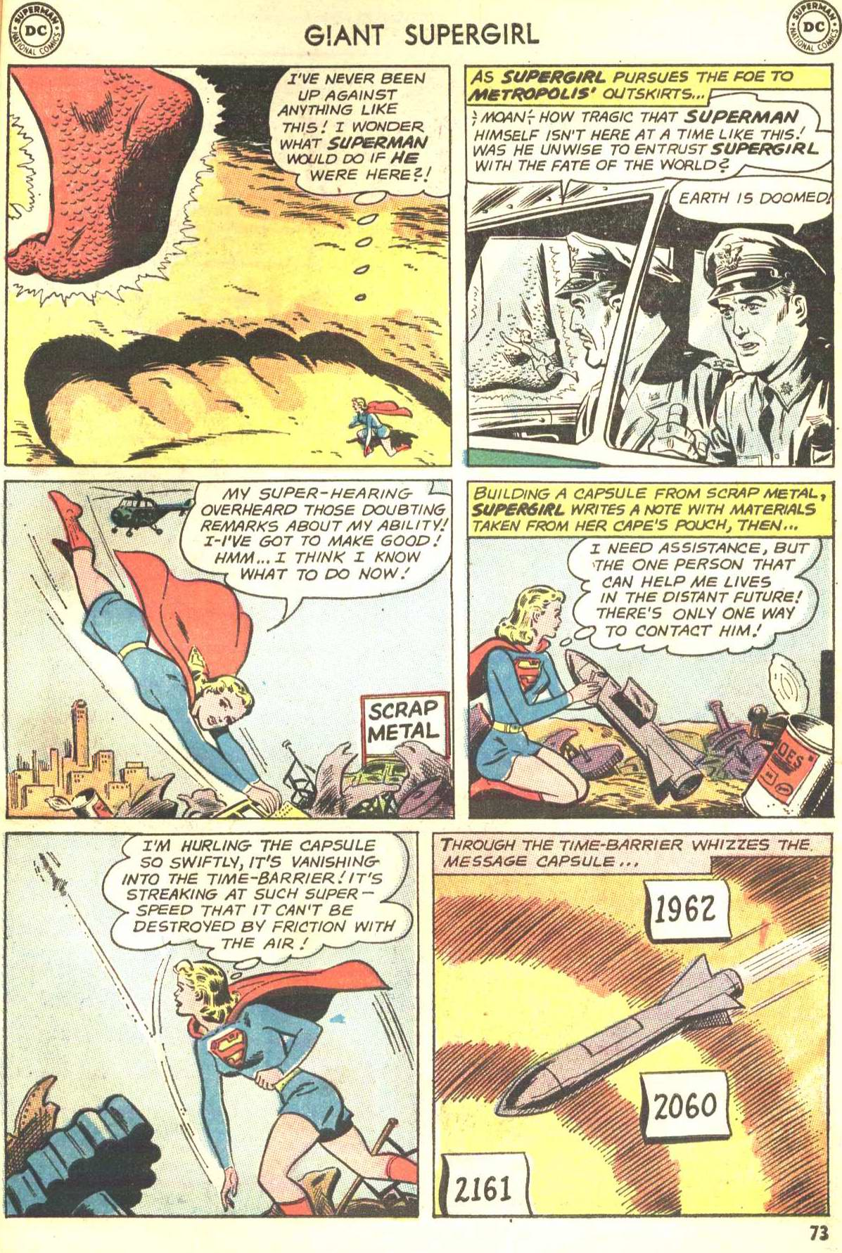 Read online Action Comics (1938) comic -  Issue #360 - 72