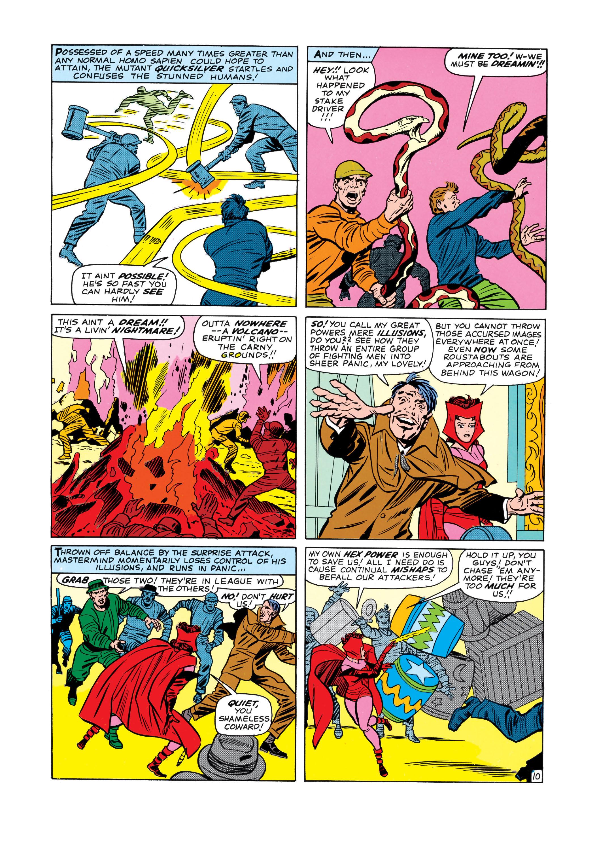 Uncanny X-Men (1963) 7 Page 10