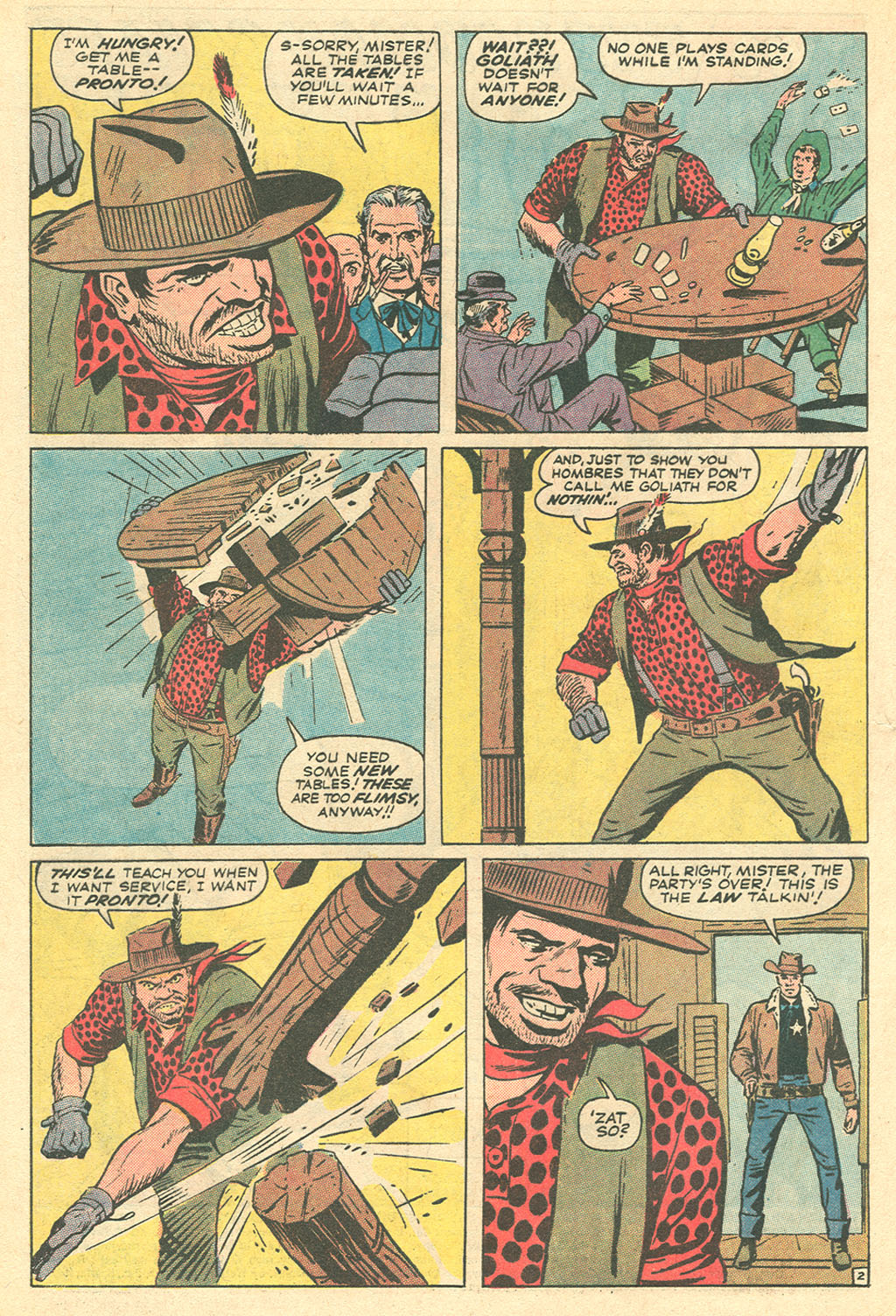 Read online Two-Gun Kid comic -  Issue #105 - 4