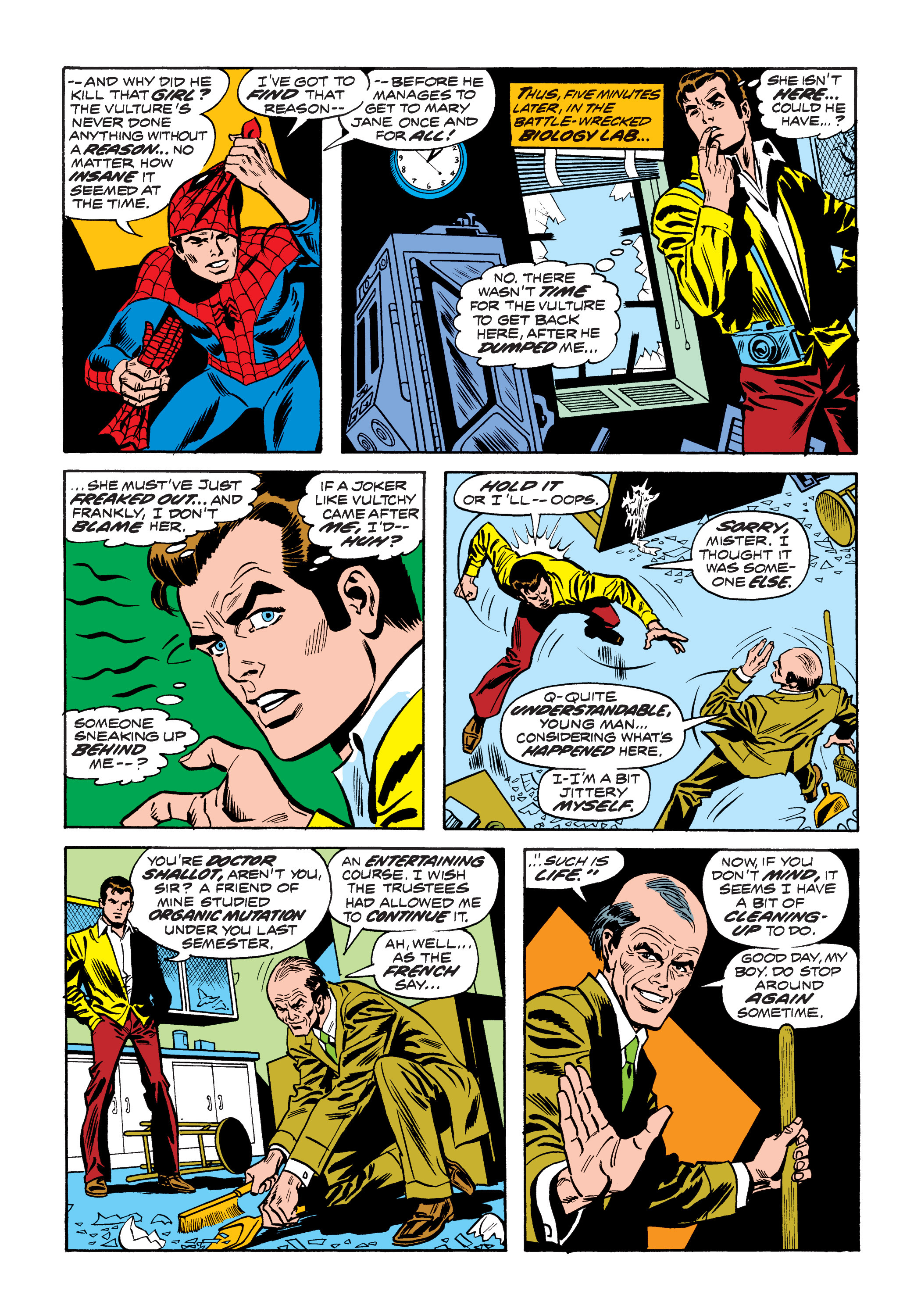 The Amazing Spider-Man (1963) 128 Page 5
