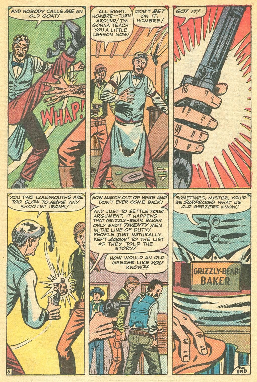 Read online Two-Gun Kid comic -  Issue #93 - 33
