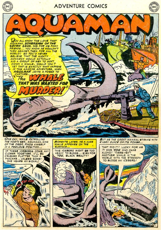 Read online Adventure Comics (1938) comic -  Issue #174 - 17