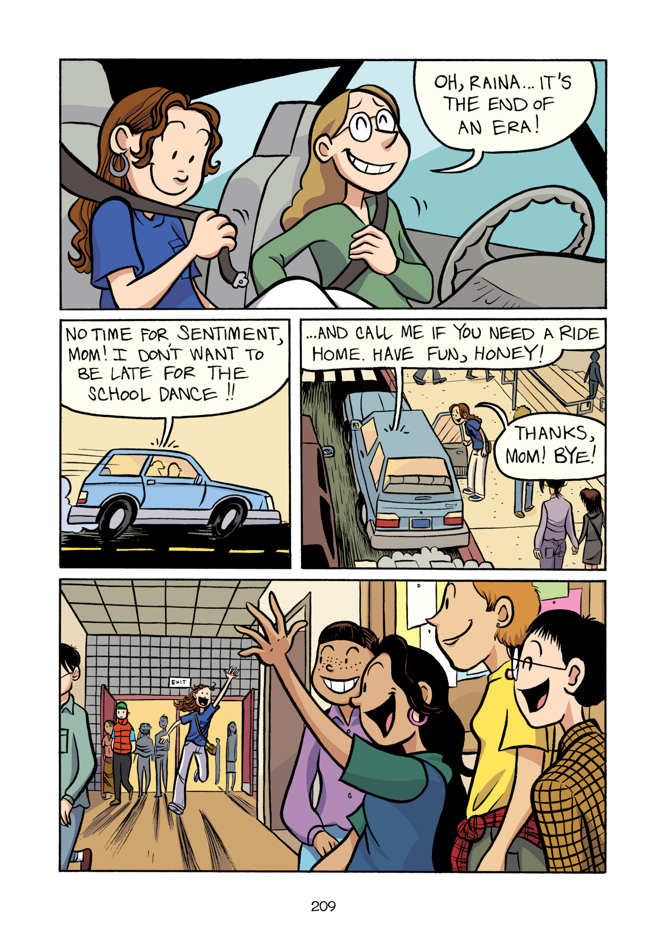 Read online Smile comic -  Issue # TPB - 215