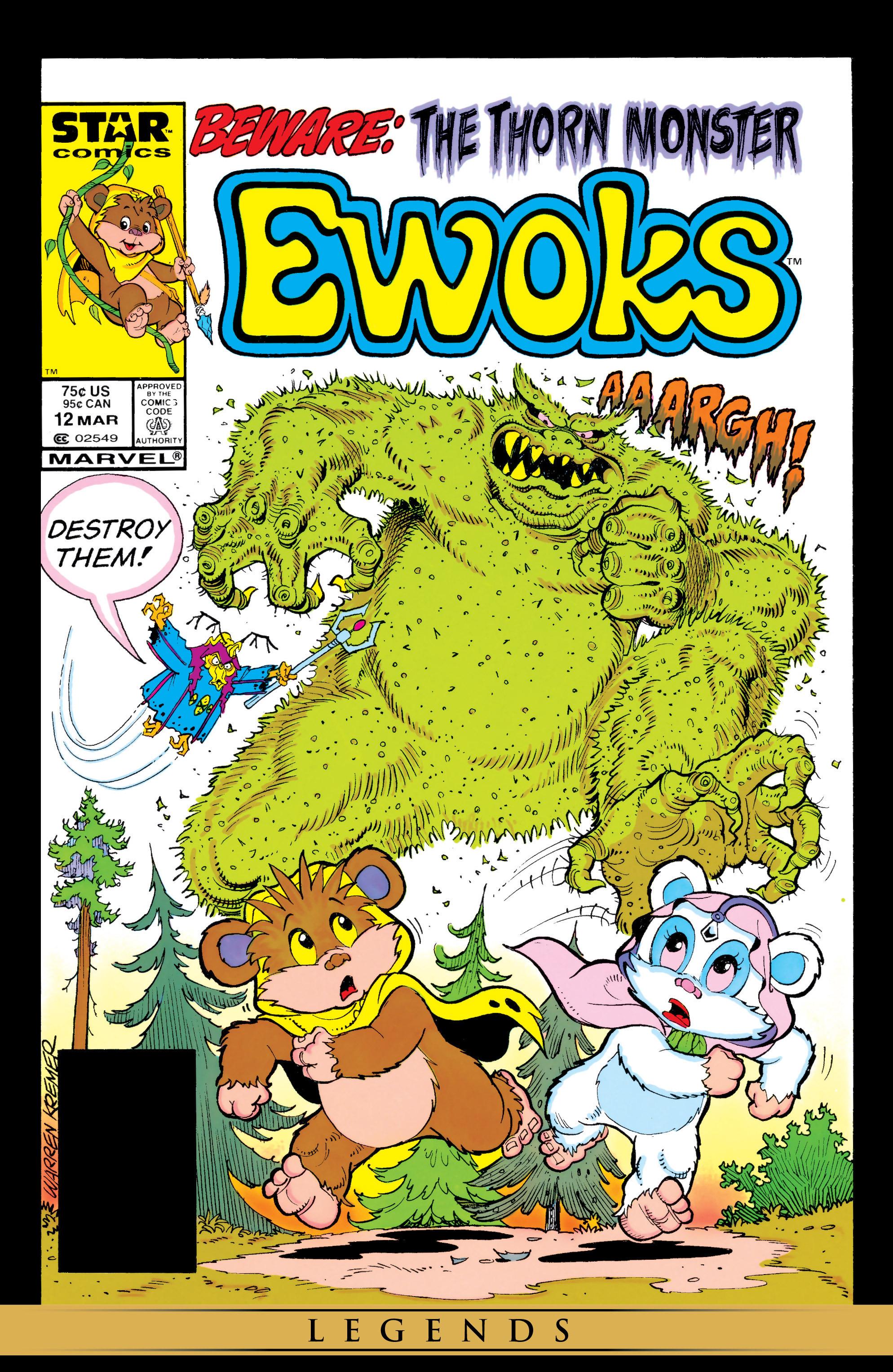 Ewoks 12 Page 1