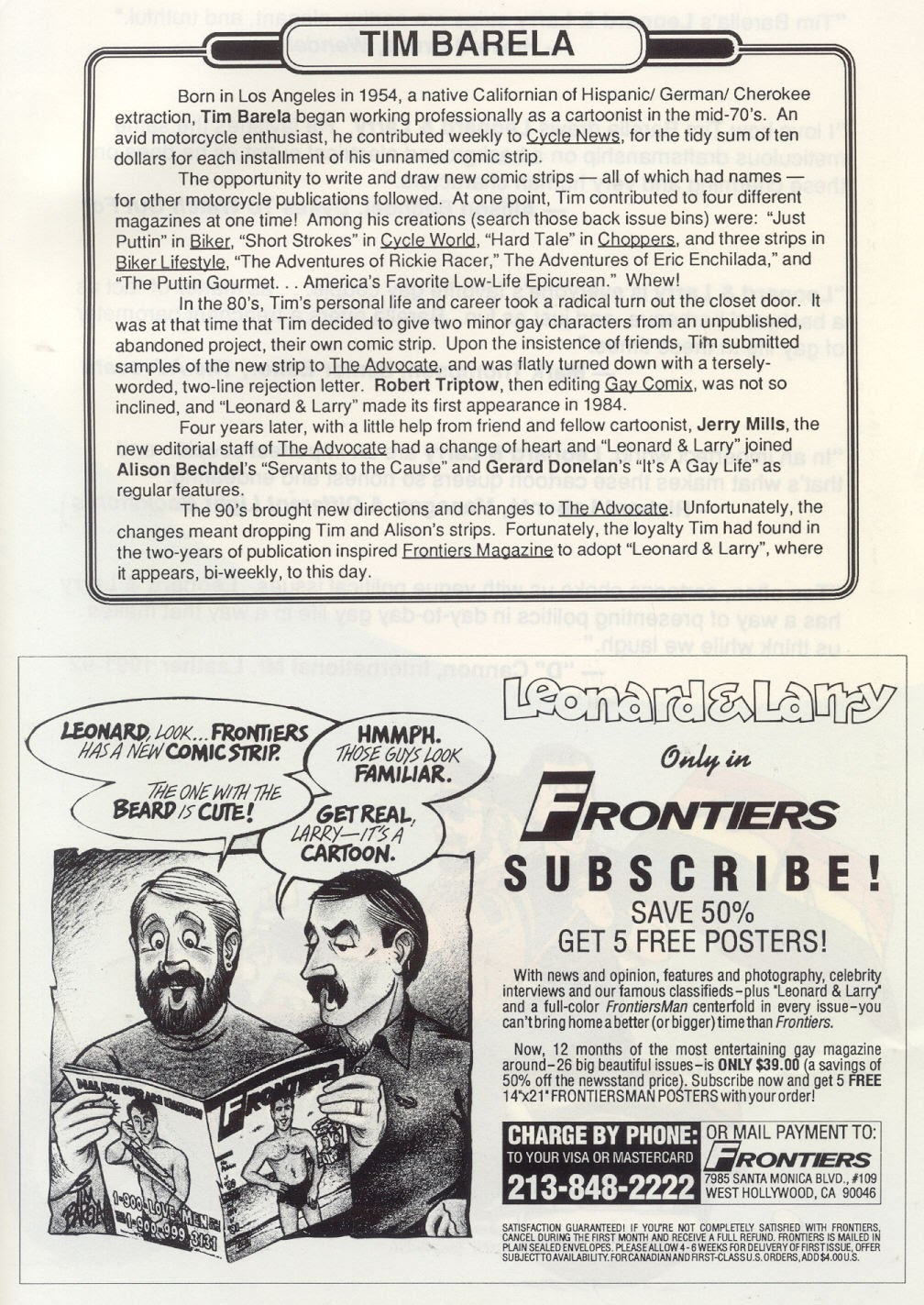 Gay Comix (Gay Comics) issue _Special_1 - Page 44