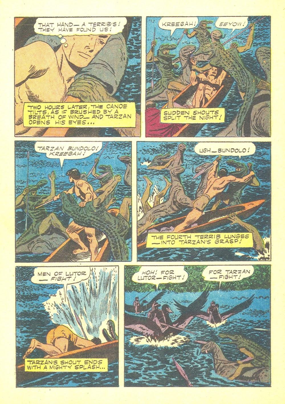 Tarzan (1948) issue 70 - Page 8