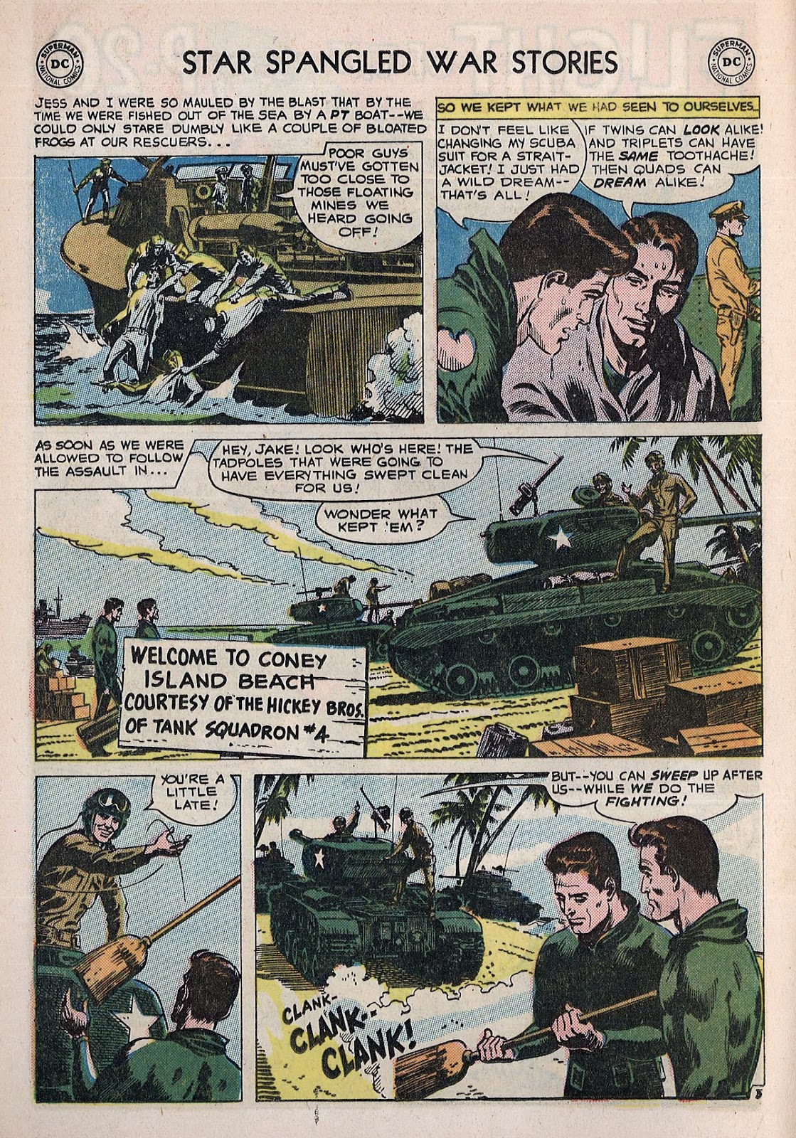 Star Spangled War Stories (1952) issue 122 - Page 8