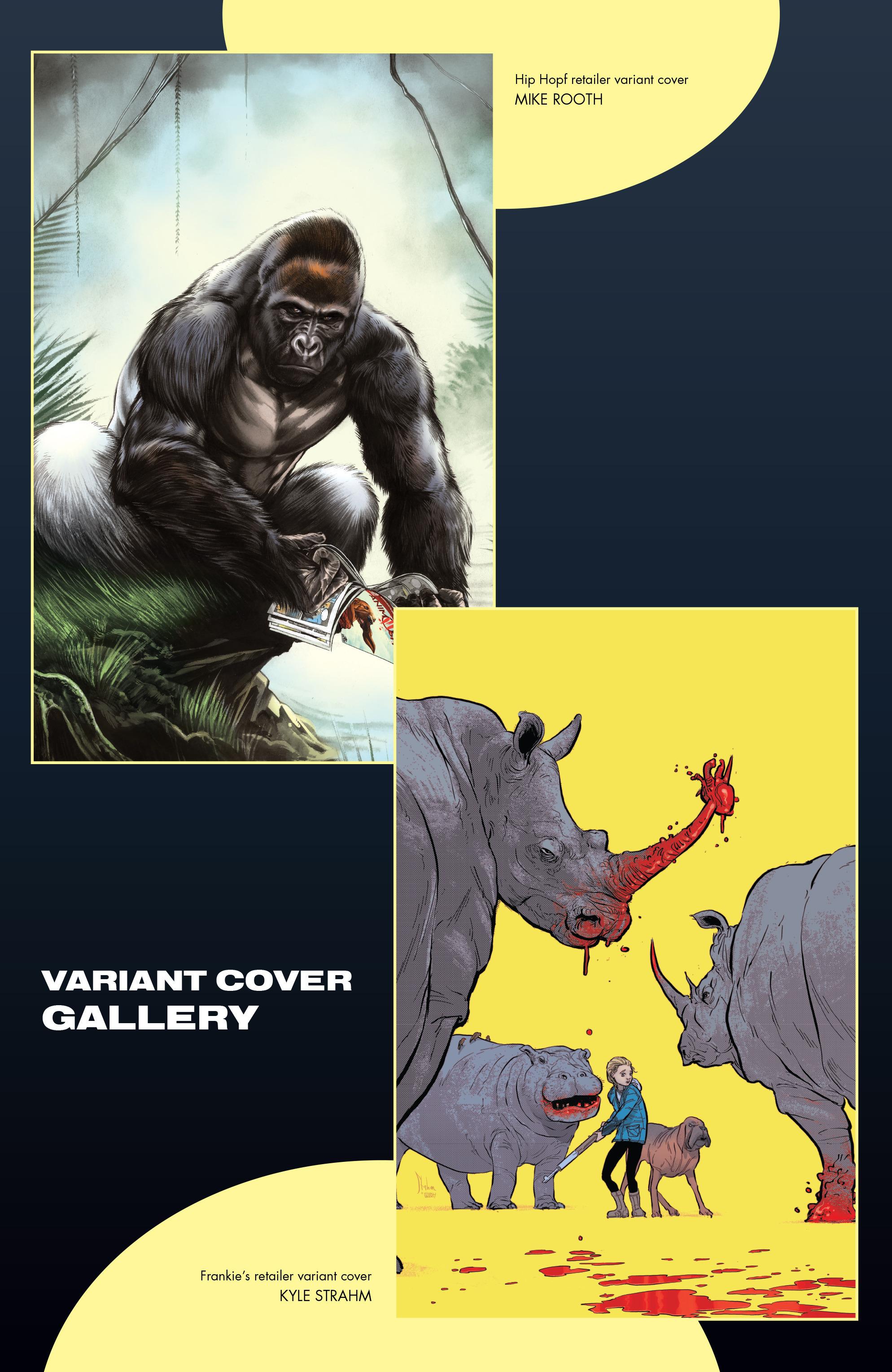 Read online Animosity comic -  Issue #3 - 25