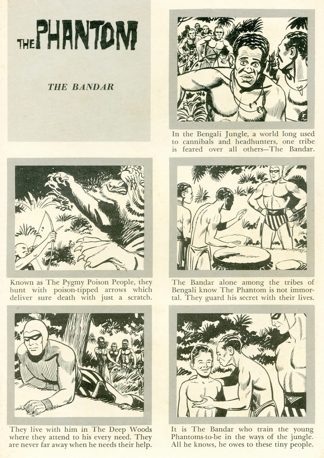 The Phantom (1962) issue 17 - Page 35