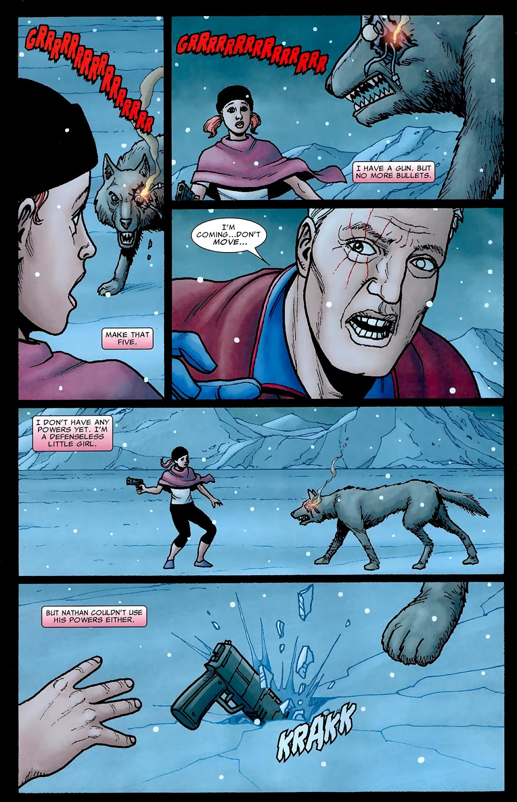 Read online X-Men: Second Coming Revelations comic -  Issue # TPB (Part 1) - 24