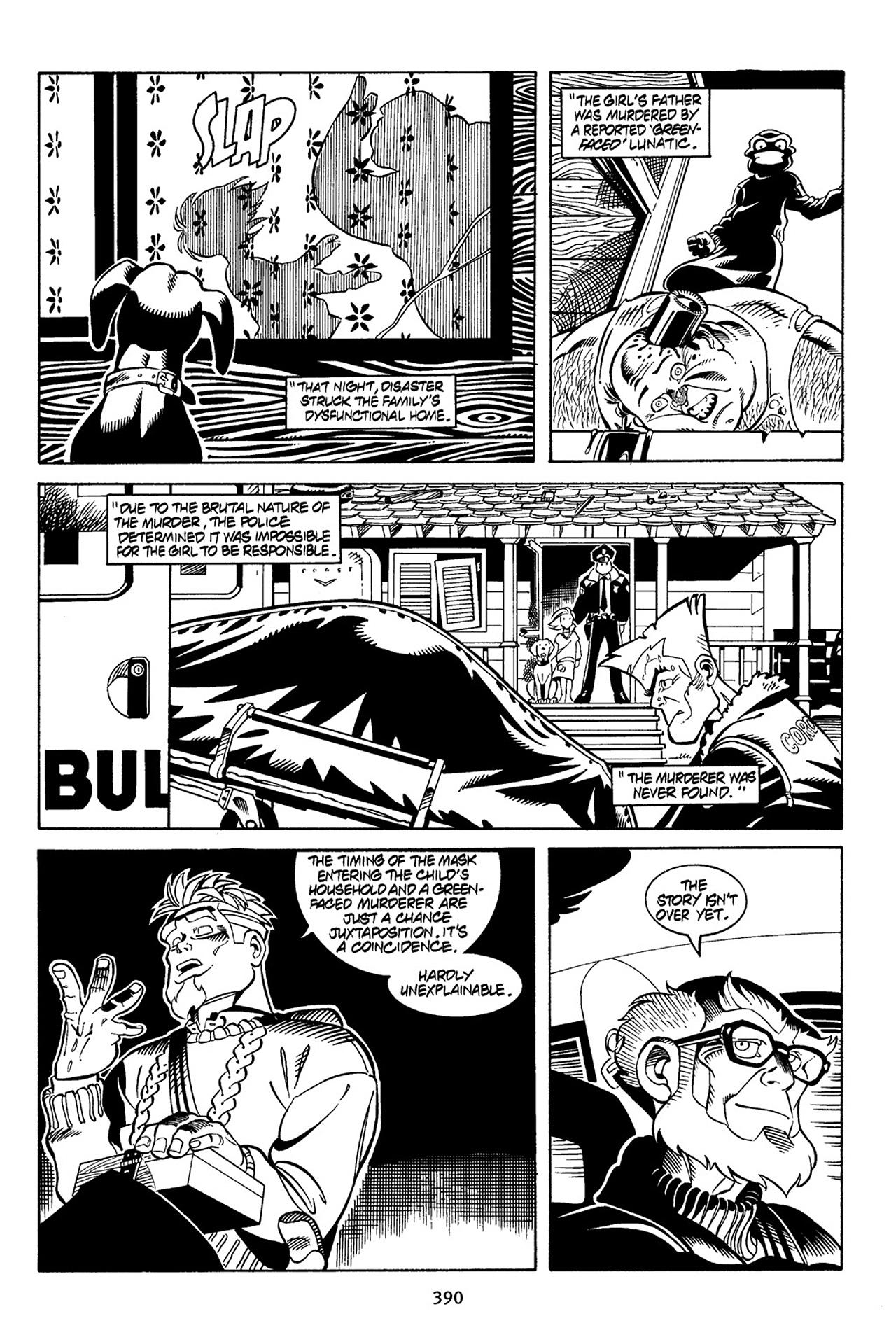 Read online Adventures Of The Mask Omnibus comic -  Issue #Adventures Of The Mask Omnibus Full - 389