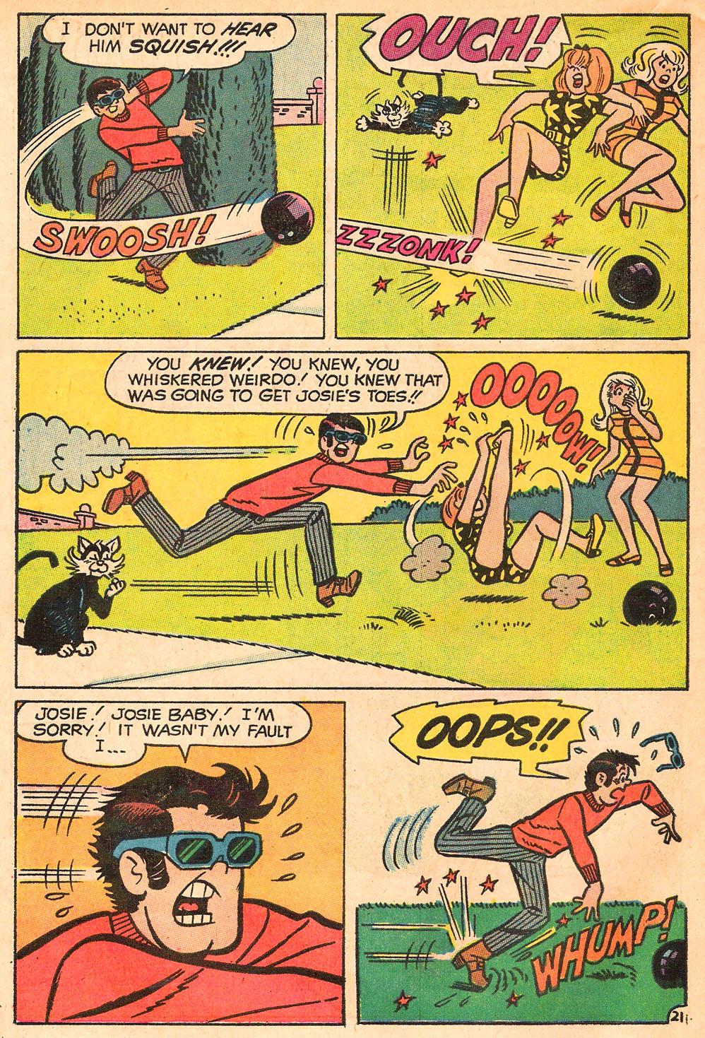 Read online She's Josie comic -  Issue #43 - 30