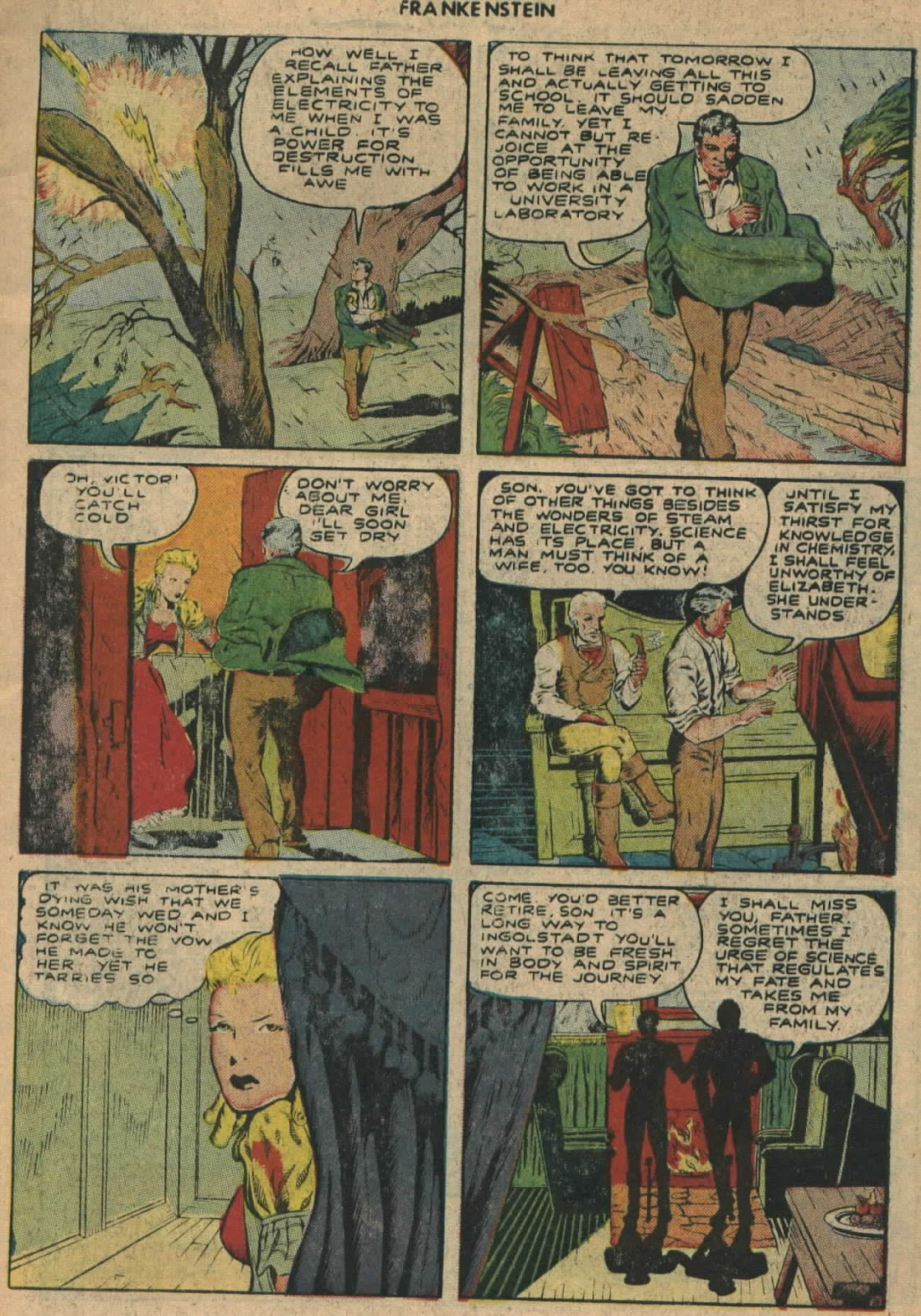 Classics Illustrated issue 26 - Page 5