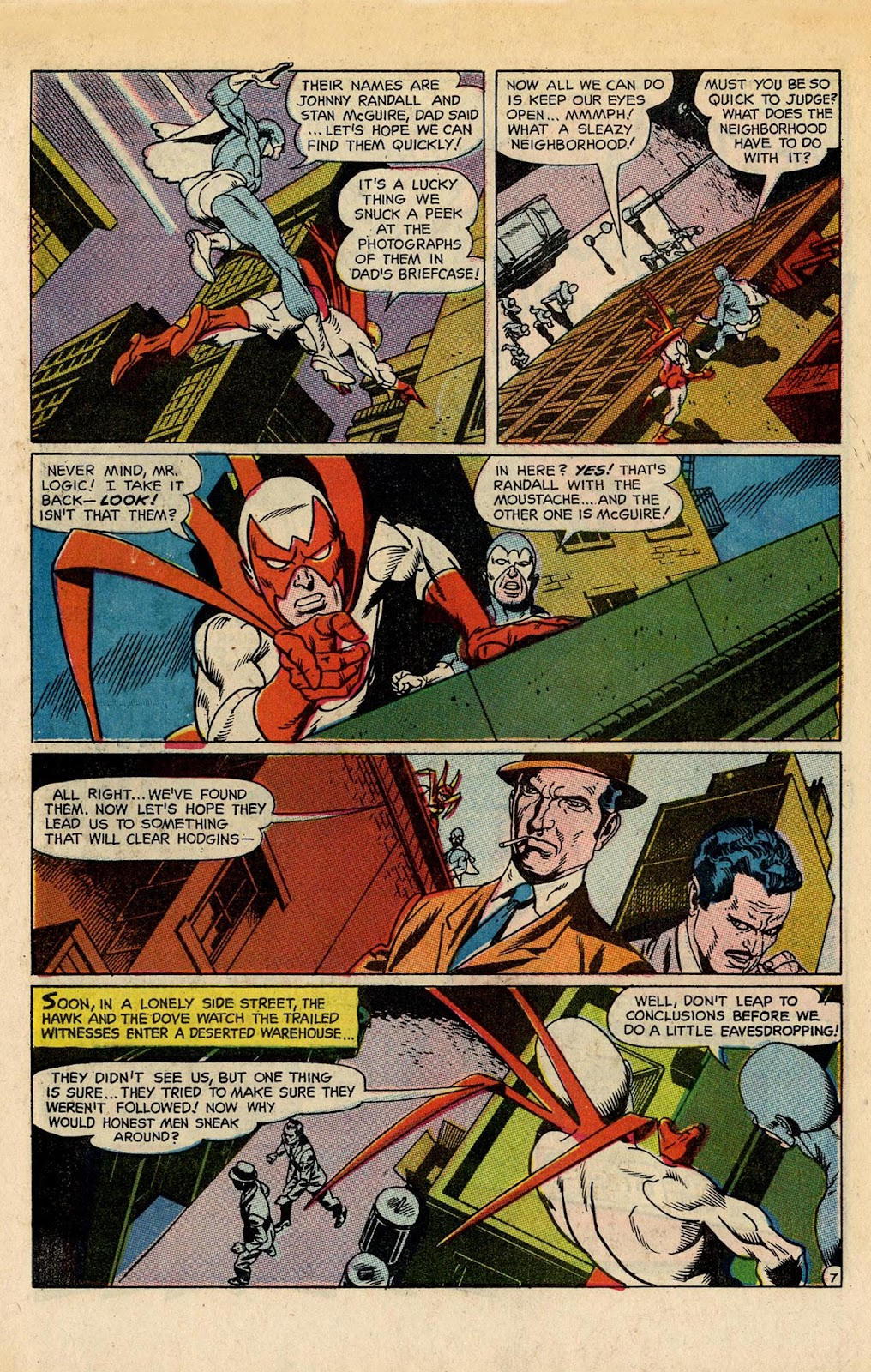 The Hawk and the Dove issue 5 - Page 10