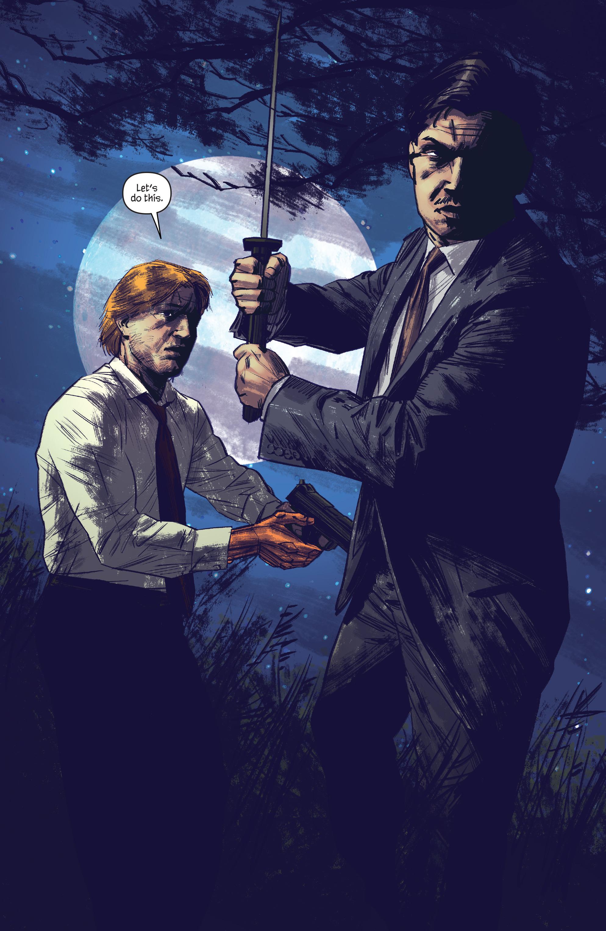 Read online James Bond: Felix Leiter comic -  Issue #4 - 20