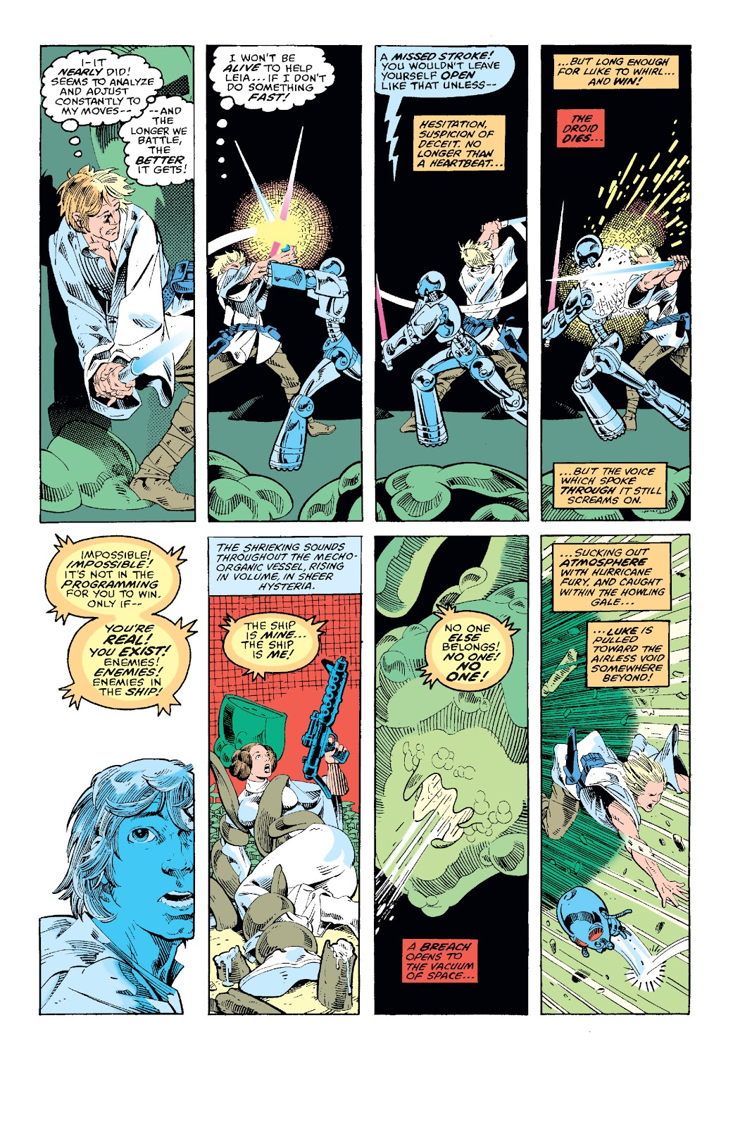 Read online Star Wars Legends: The Original Marvel Years - Epic Collection comic -  Issue # TPB 2 (Part 4) - 3