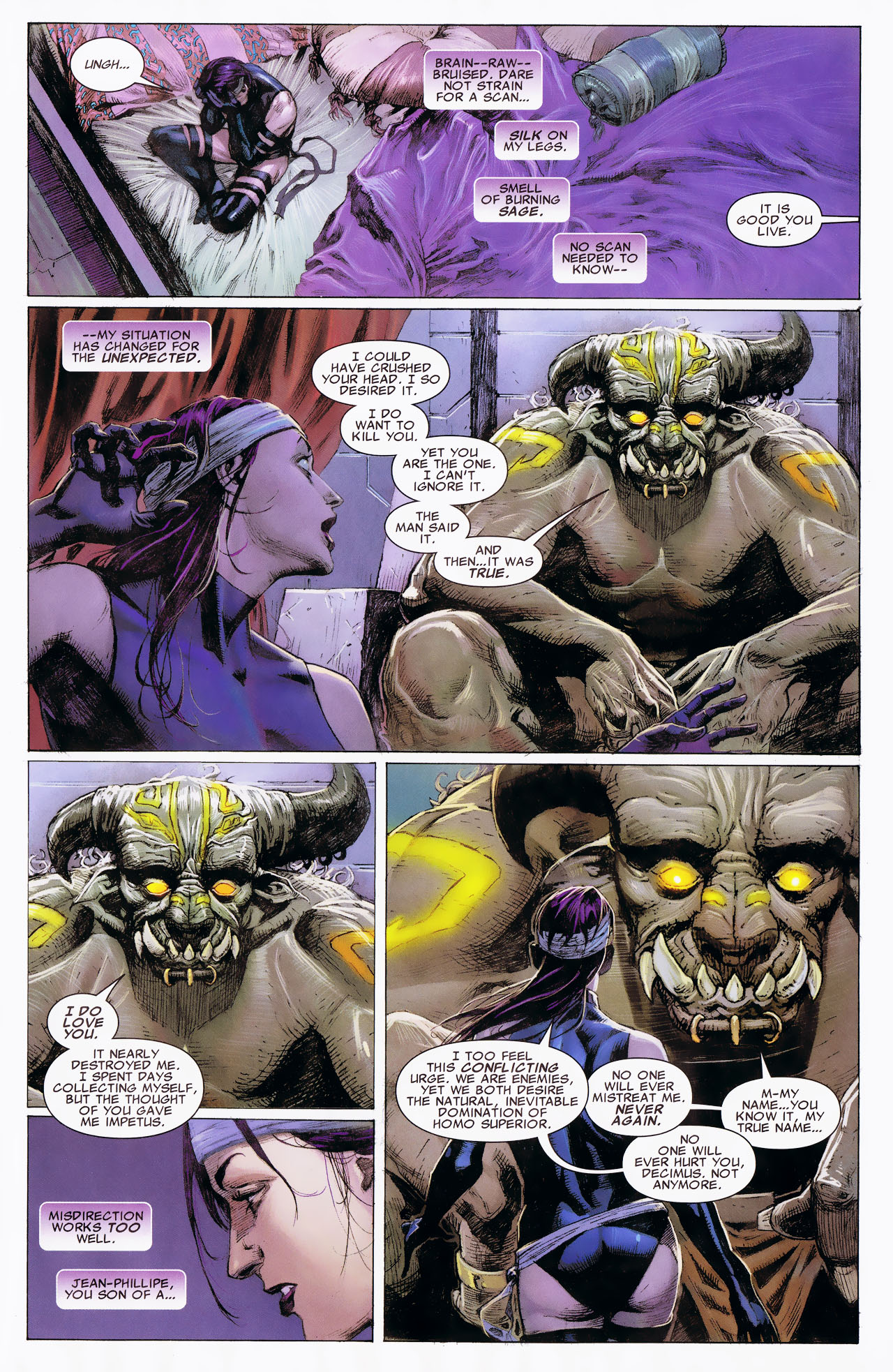Read online Uncanny X-Force: The Apocalypse Solution comic -  Issue # Full - 69
