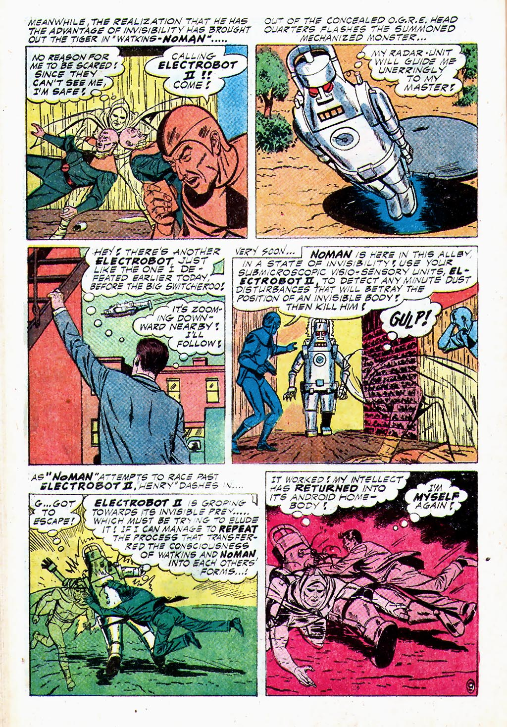 T.H.U.N.D.E.R. Agents (1965) issue 13 - Page 20