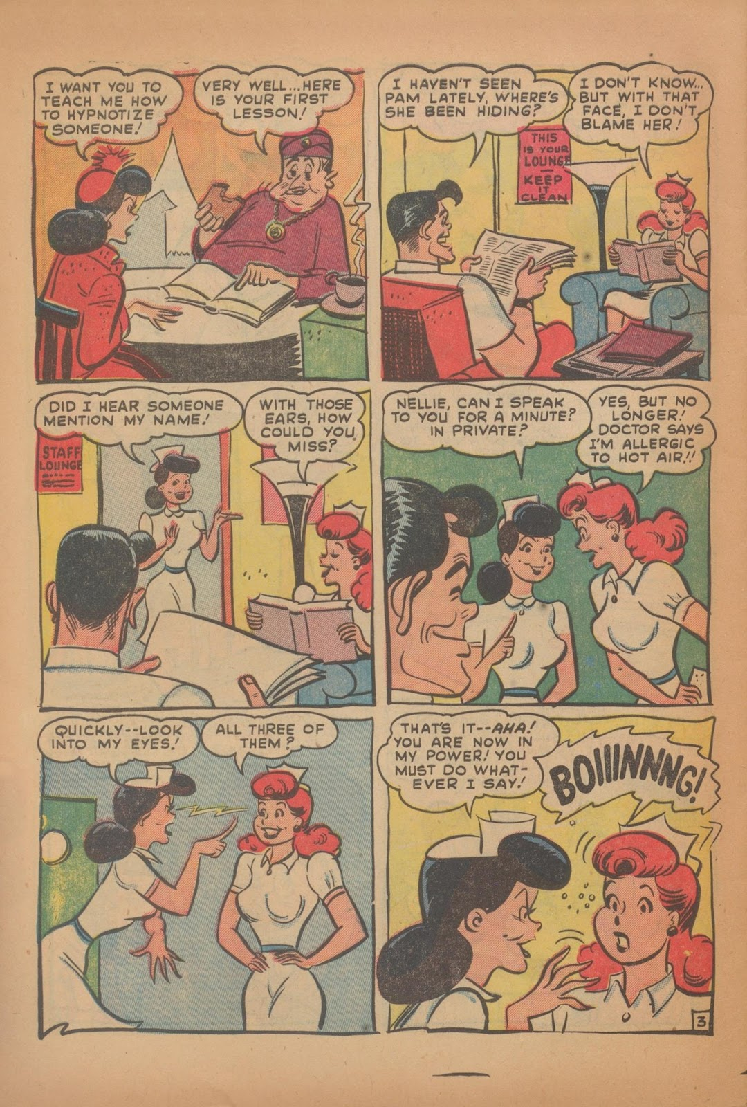 Nellie The Nurse (1945) issue 28 - Page 28
