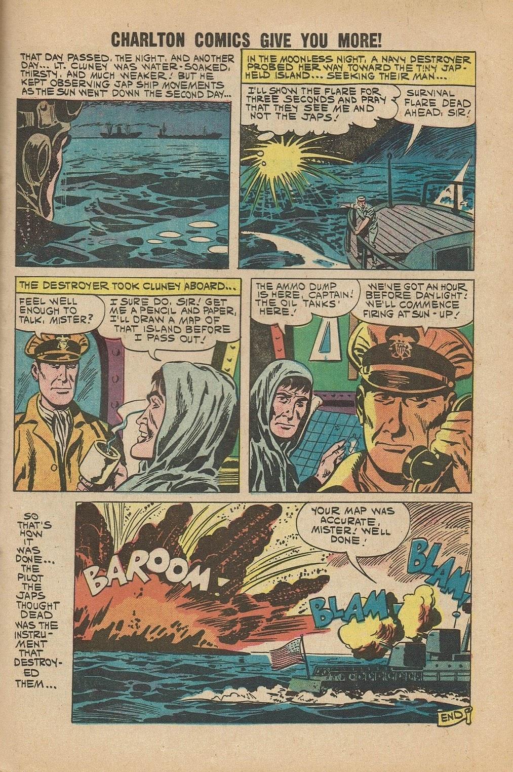 Read online Fightin' Navy comic -  Issue #95 - 23
