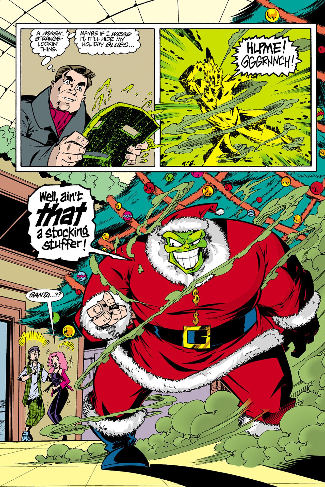 Read online Adventures Of The Mask Omnibus comic -  Issue #Adventures Of The Mask Omnibus Full - 312