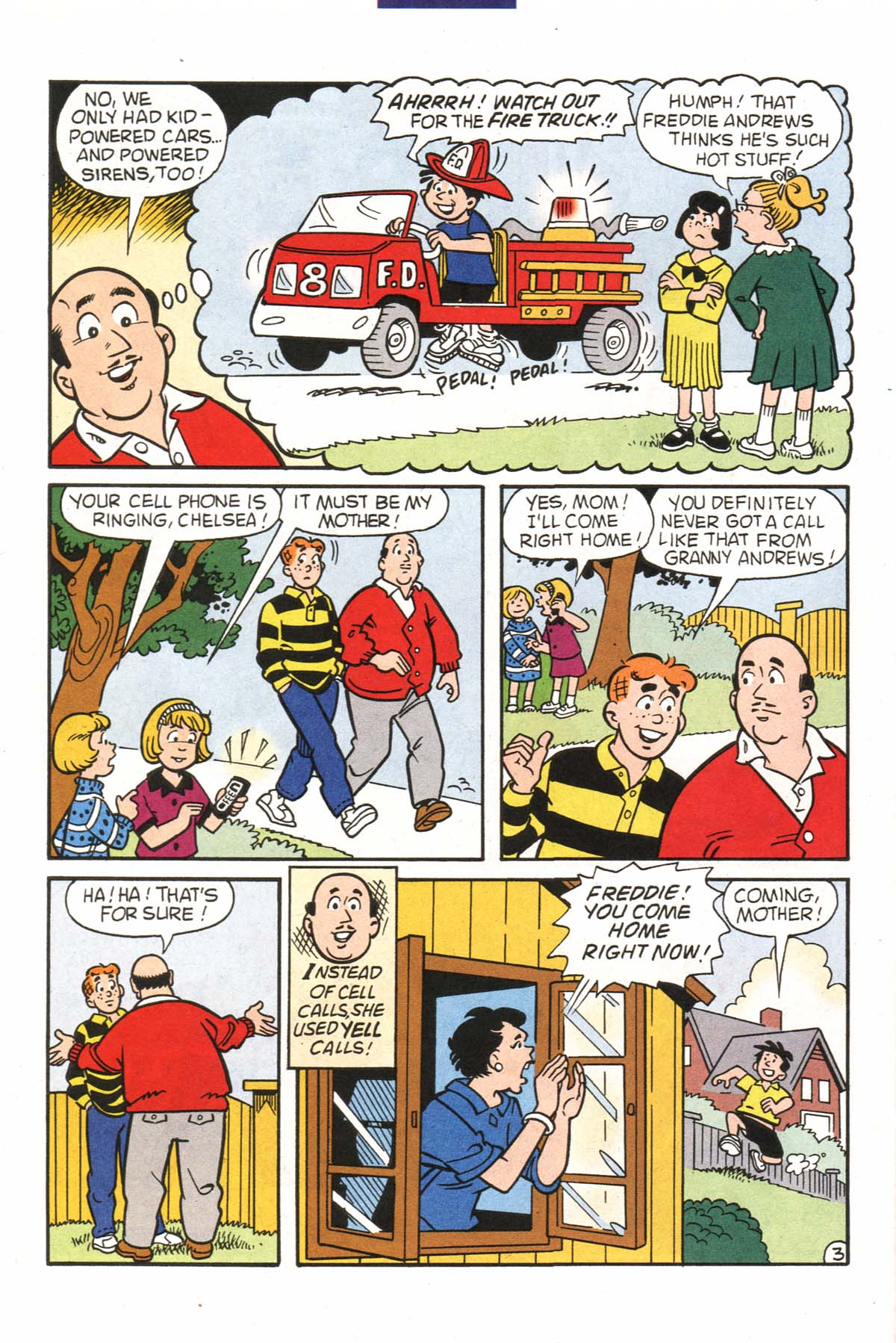 Read online Archie (1960) comic -  Issue #523 - 18