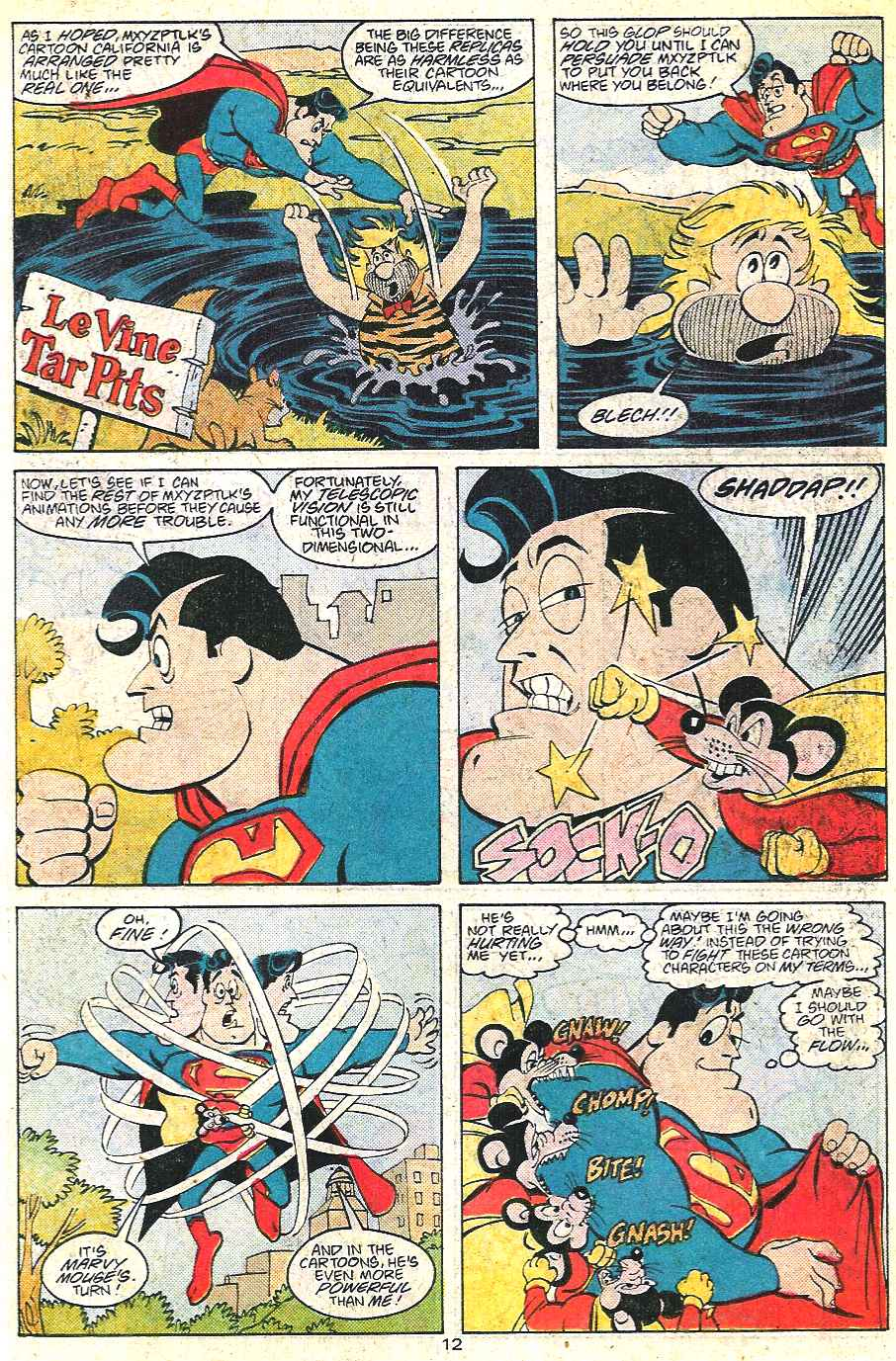 Read online Adventures of Superman (1987) comic -  Issue #441 - 13