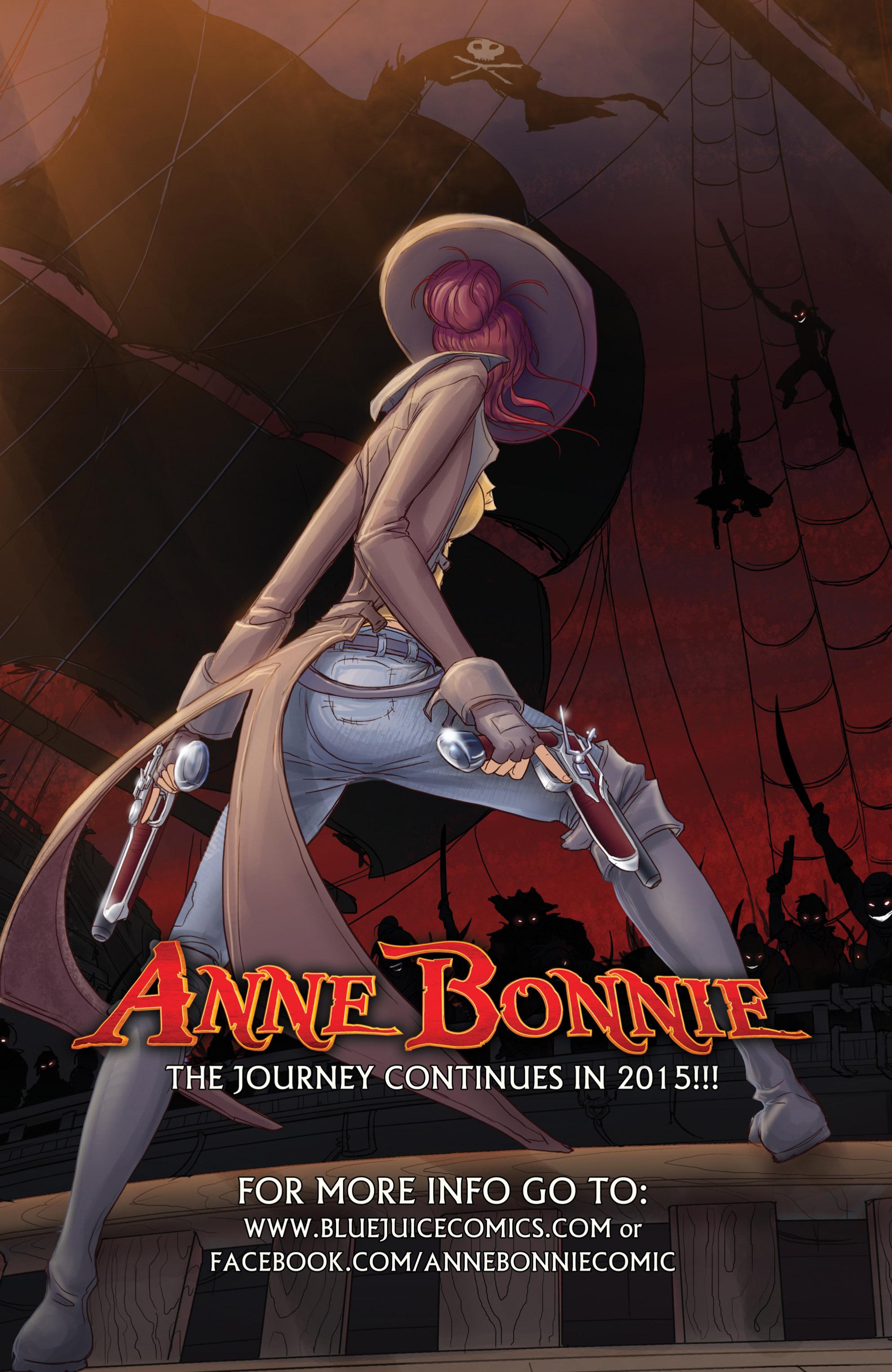 Read online Anne Bonnie comic -  Issue #3 - 29