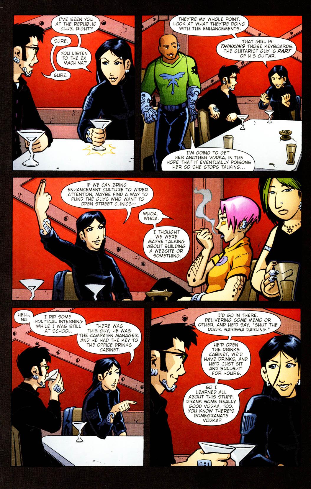 Read online Mek comic -  Issue #2 - 8