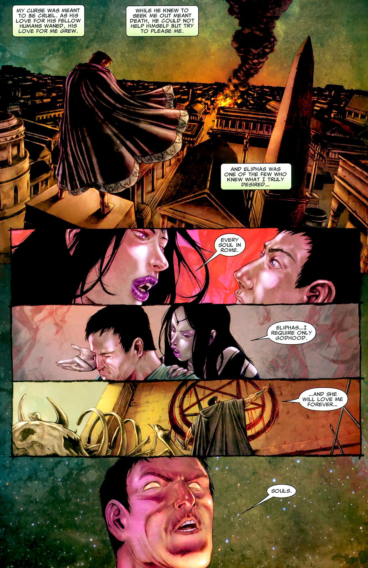 Read online X Necrosha: The Gathering comic -  Issue # Full - 39