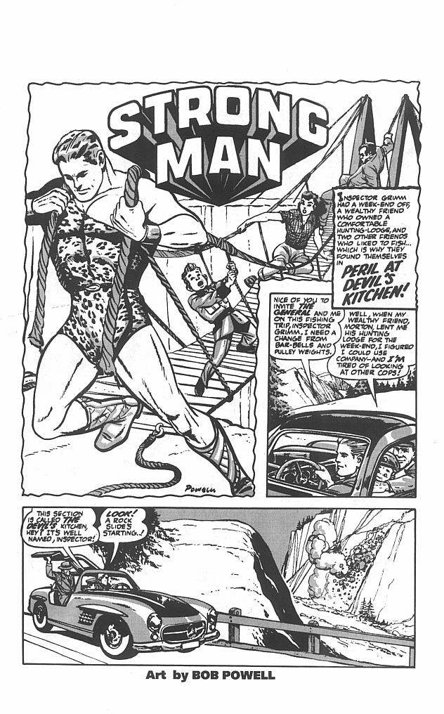 Read online Men of Mystery Comics comic -  Issue #24 - 25