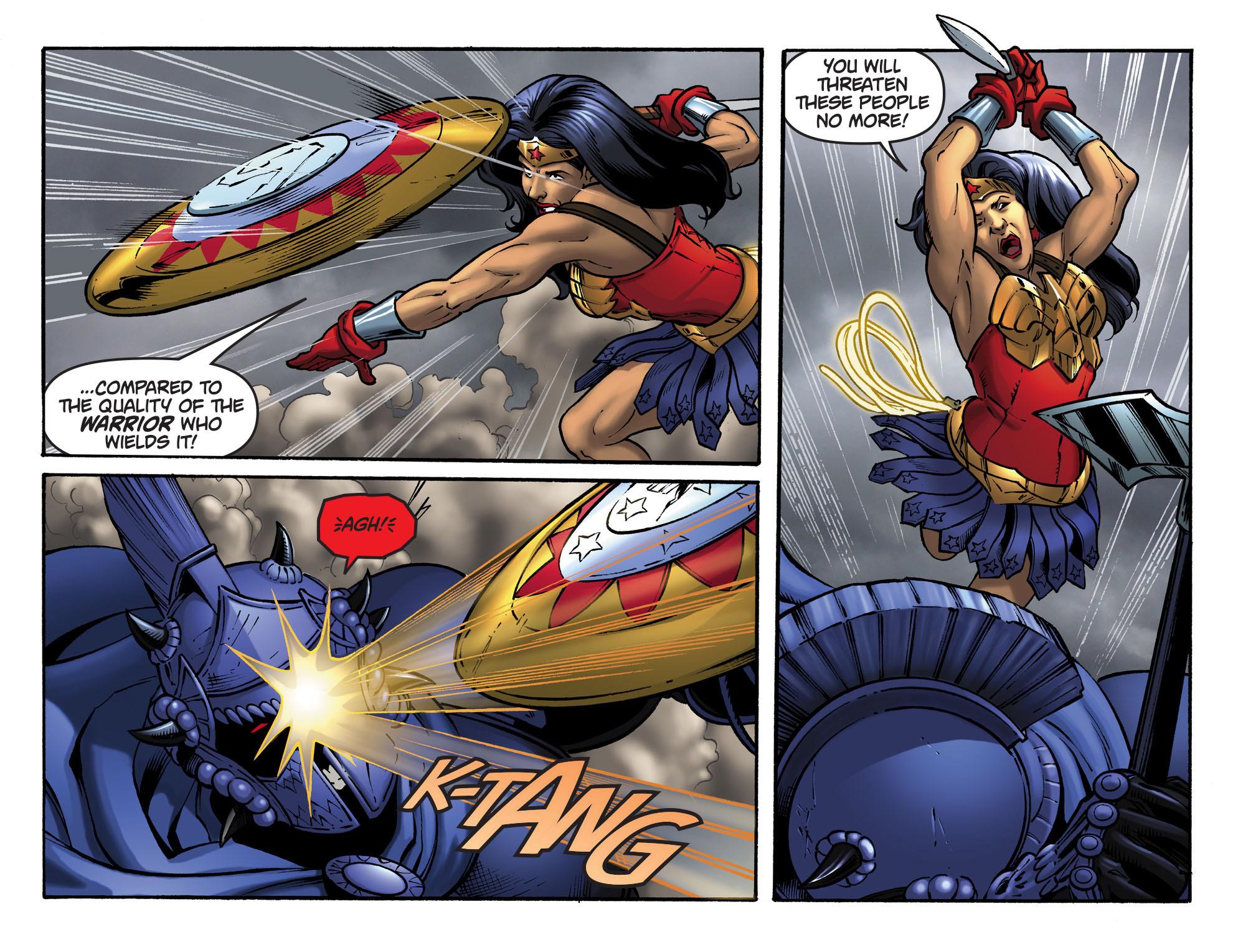 Read online Sensation Comics Featuring Wonder Woman comic -  Issue #35 - 8