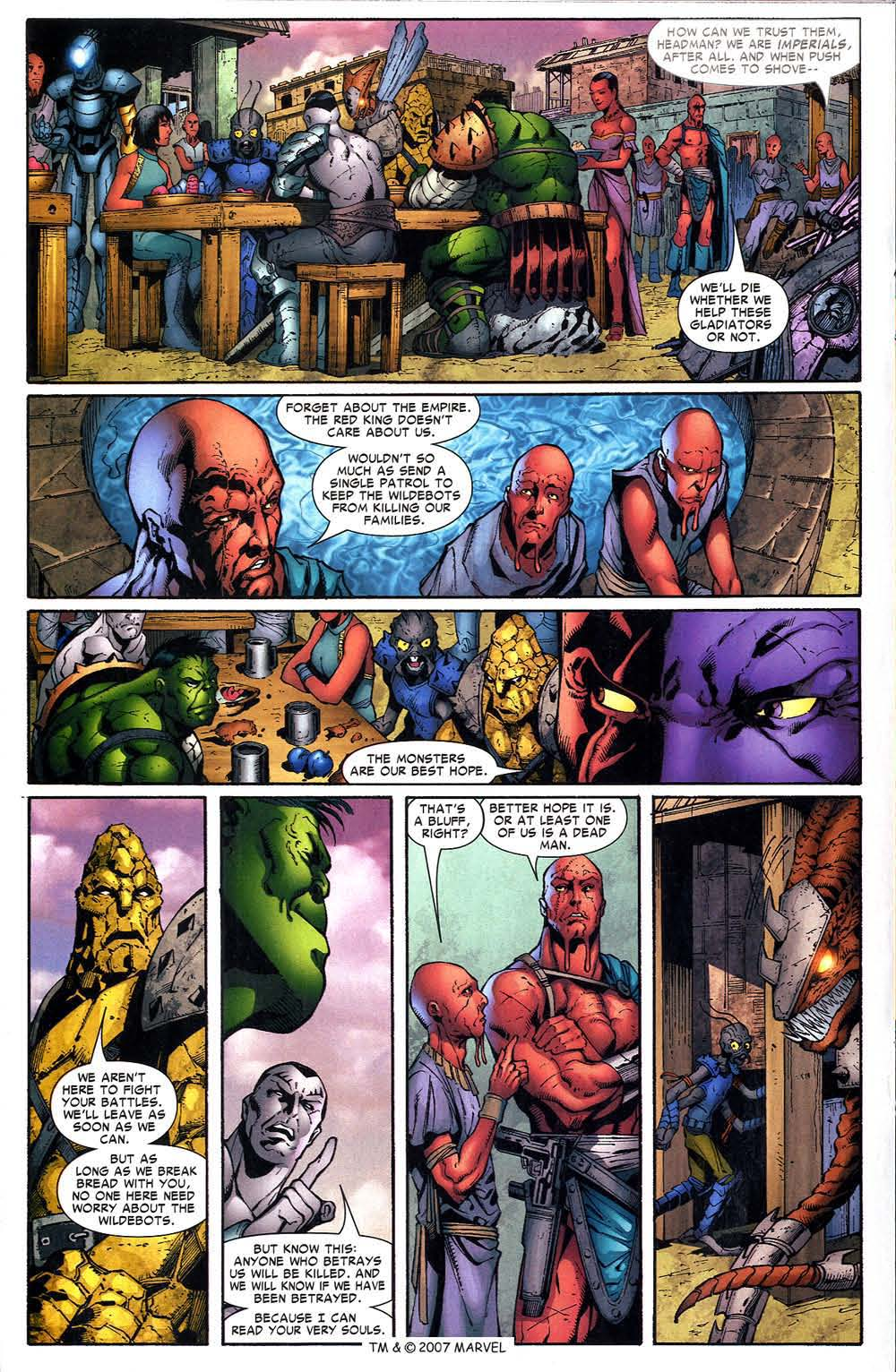 Read online The Incredible Hulk (2000) comic -  Issue #96 - 18