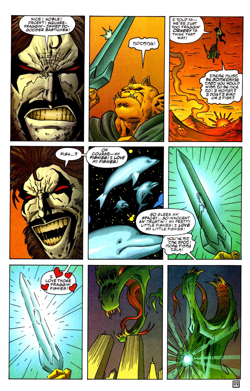 Read online Lobo/Demon: Hellowe'en comic -  Issue # Full - 23