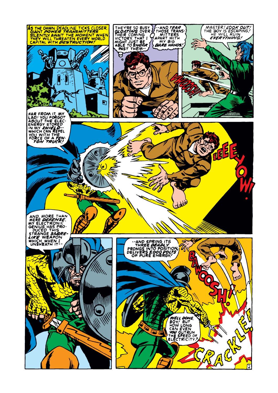 Read online Amazing Adventures (1970) comic -  Issue #17 - 25