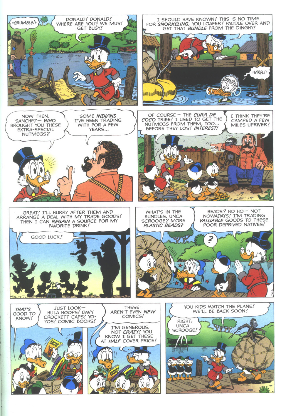 Read online Uncle Scrooge (1953) comic -  Issue #347 - 5