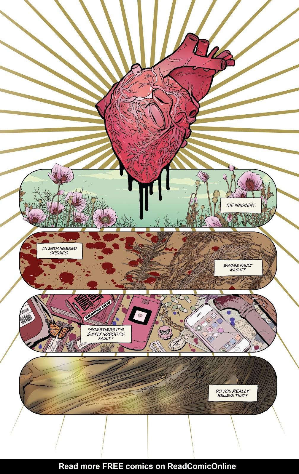 Read online Heartbeat comic -  Issue #1 - 3