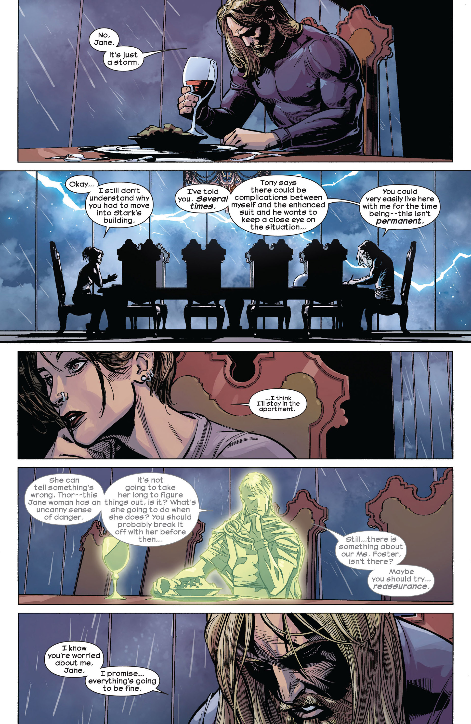 Read online Ultimate Comics Ultimates comic -  Issue #5 - 14
