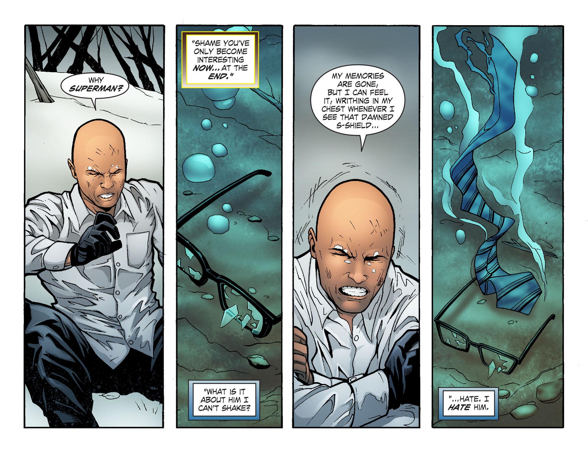 Read online Smallville: Alien comic -  Issue #10 - 13