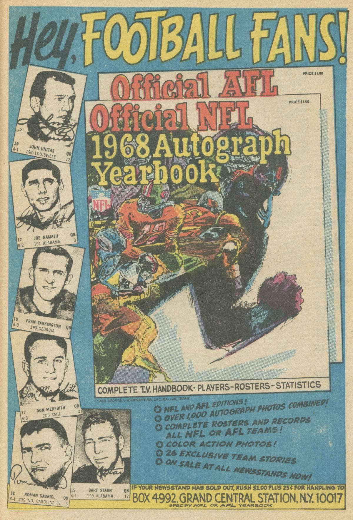 Read online Adventure Comics (1938) comic -  Issue #374 - 33