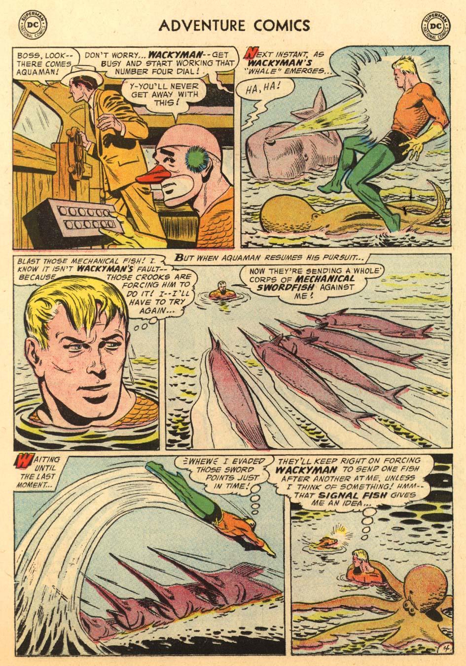 Read online Adventure Comics (1938) comic -  Issue #233 - 20