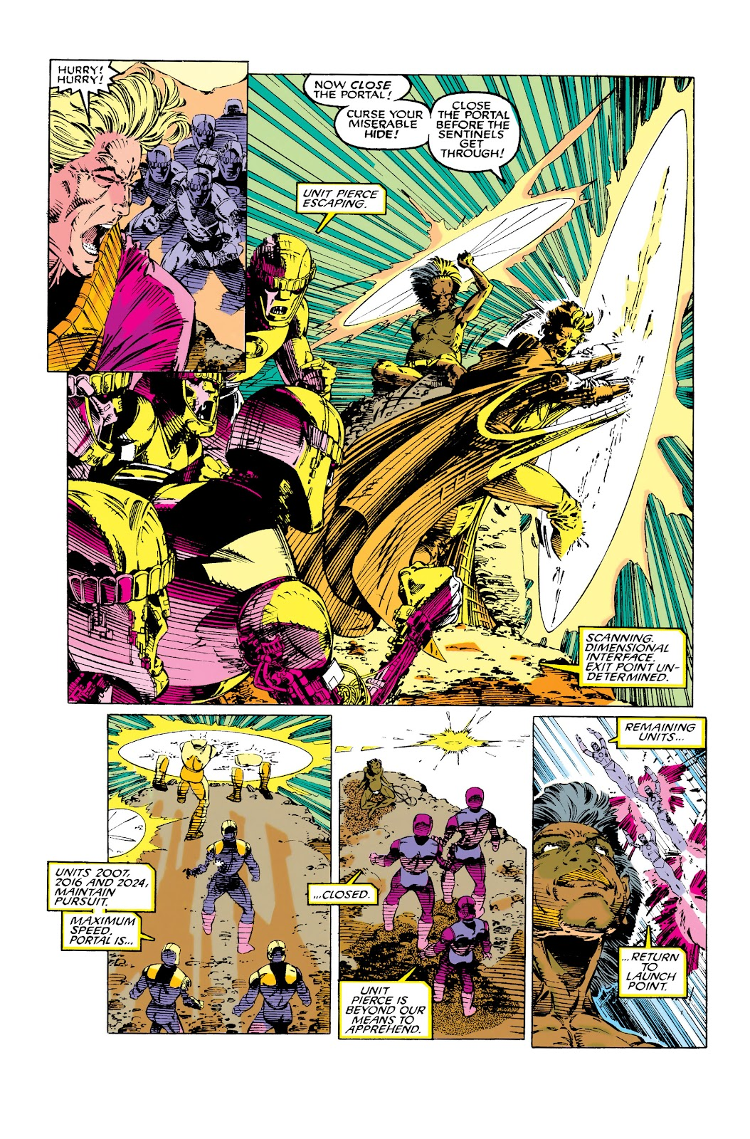 Uncanny X-Men (1963) issue 281 - Page 15