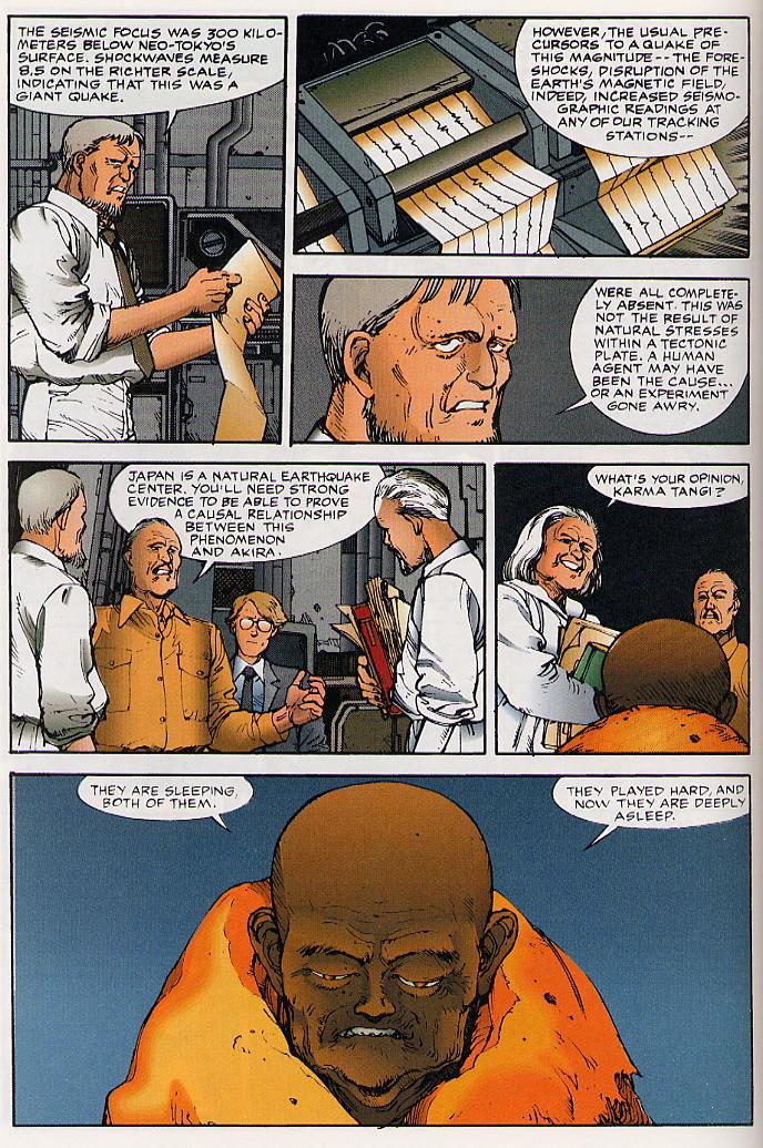 Read online Akira comic -  Issue #25 - 21