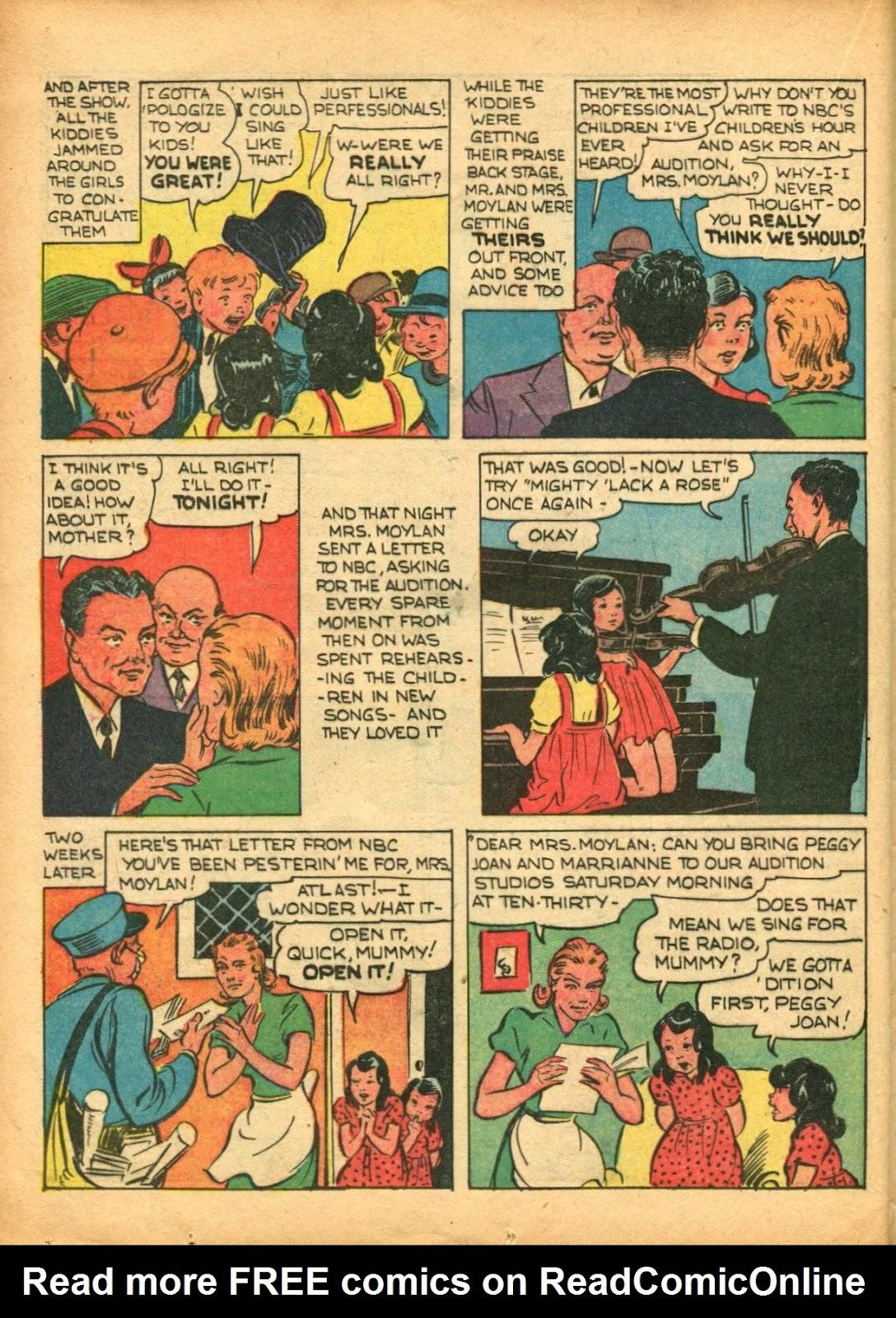 Read online Super-Magician Comics comic -  Issue #5 - 43